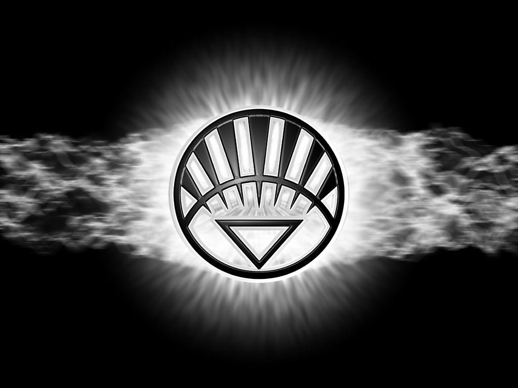 White Lantern Corps Symbol Wallpapers Pictures to Pin