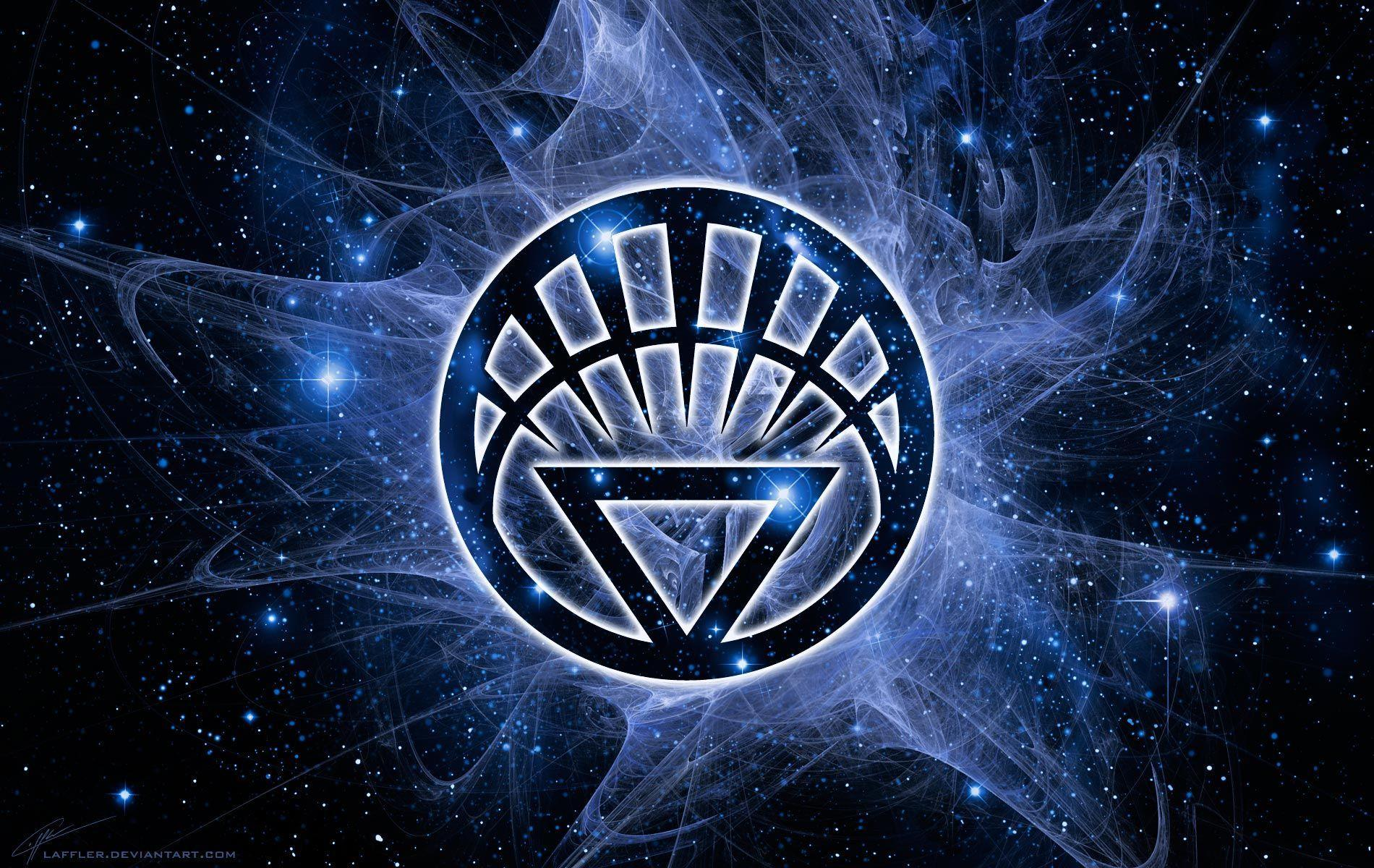 White Lantern Corps Wallpapers by Laffler