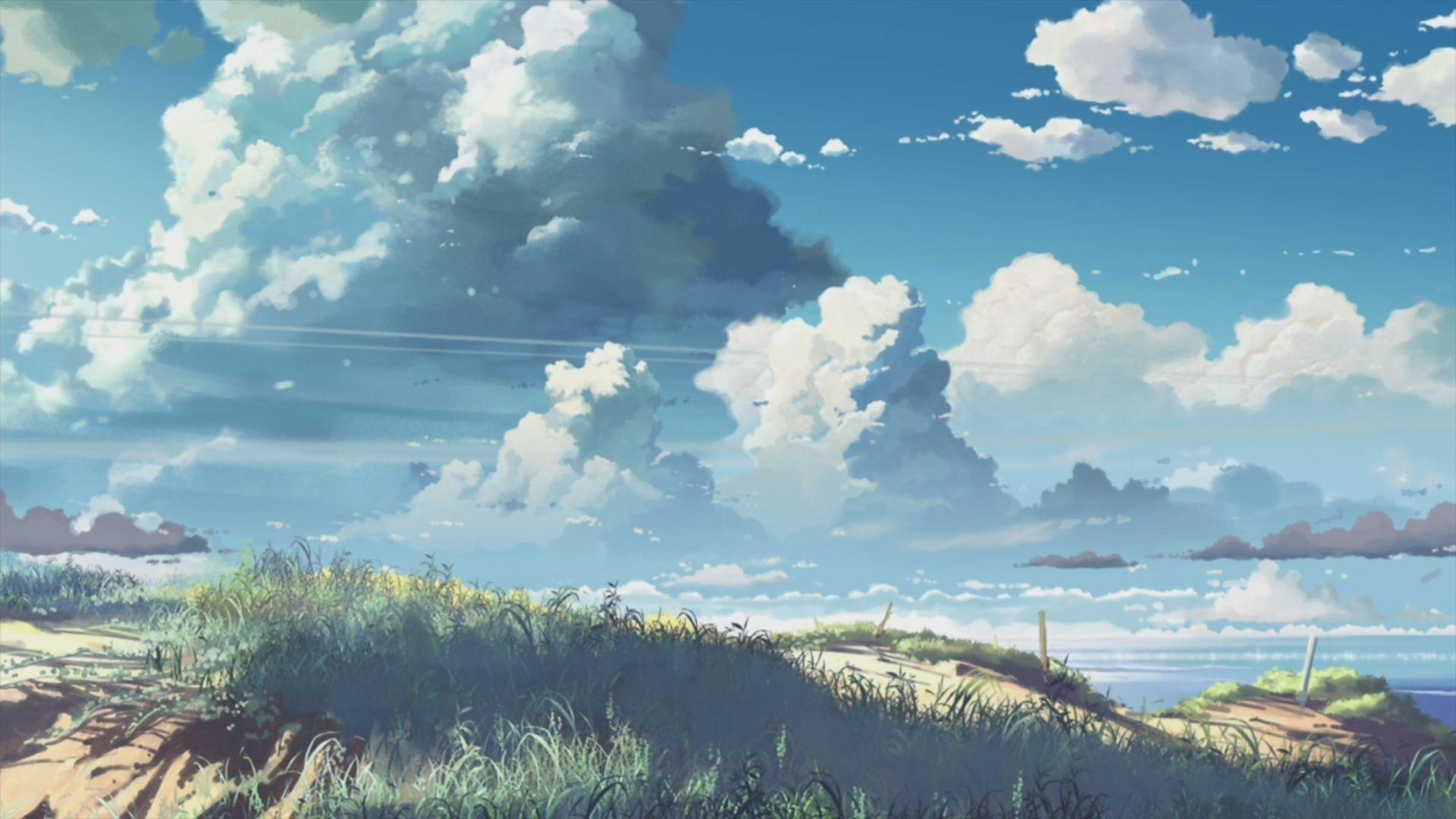Anime Scenery Hd Wallpapers And Backgrounds