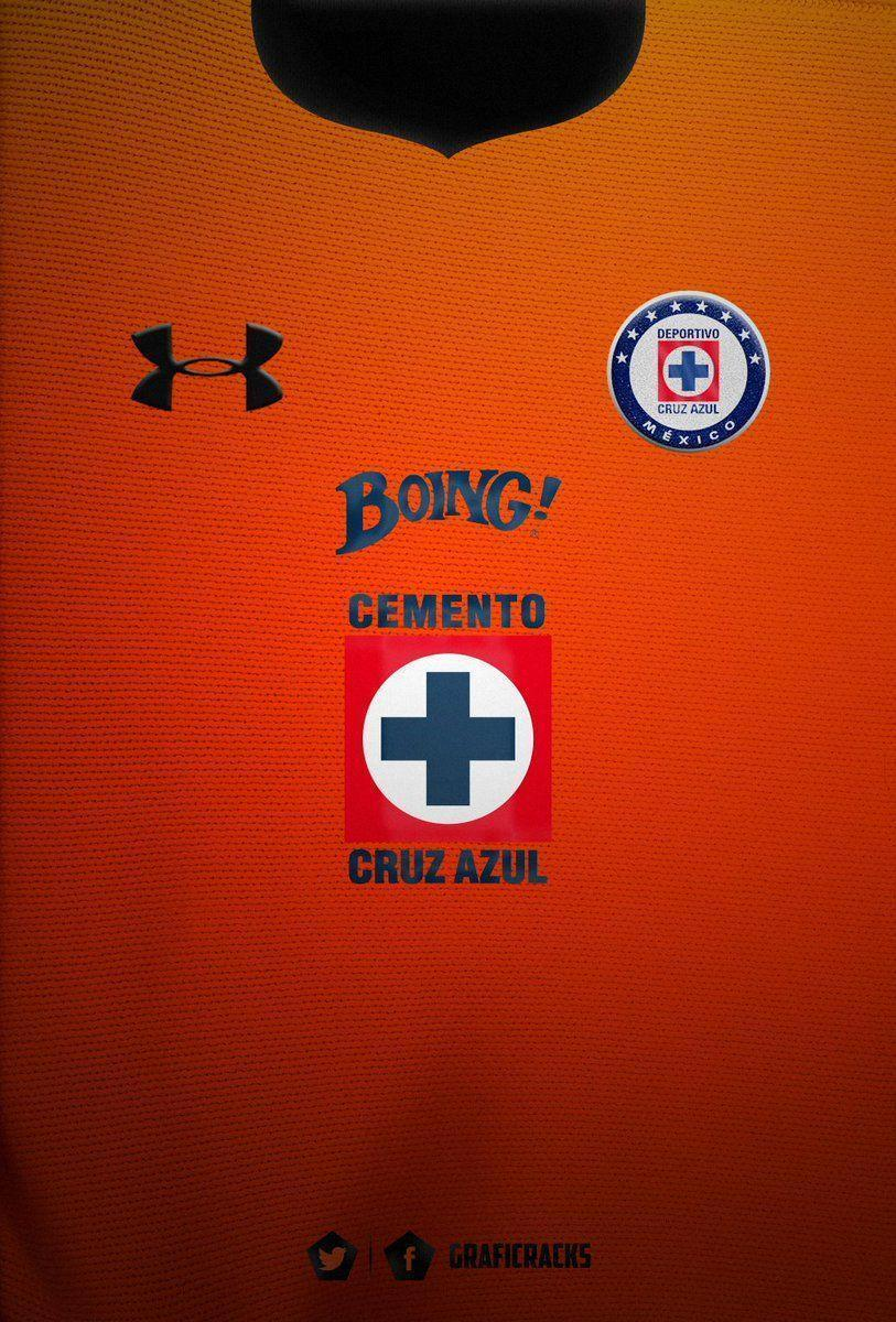 GrafiCrack on Twitter: Cruz Azul Jersey Alternativa
