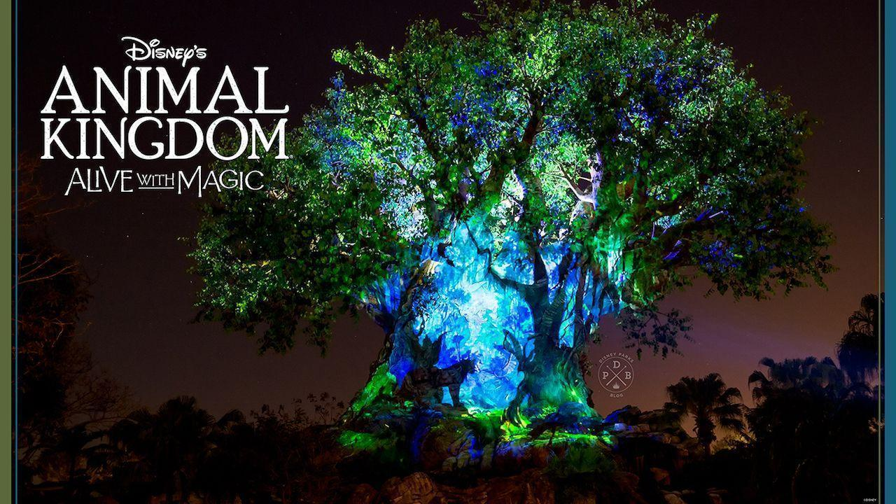 Download Our Disney's Animal Kingdom 'Nighttime'-Inspired ...