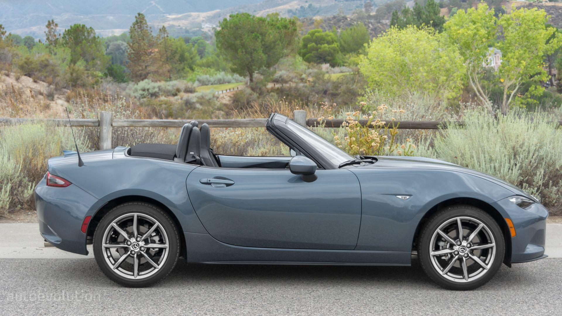 2016 Mazda MX-5 Miata HD Wallpapers: Keyword - Kodo - autoevolution
