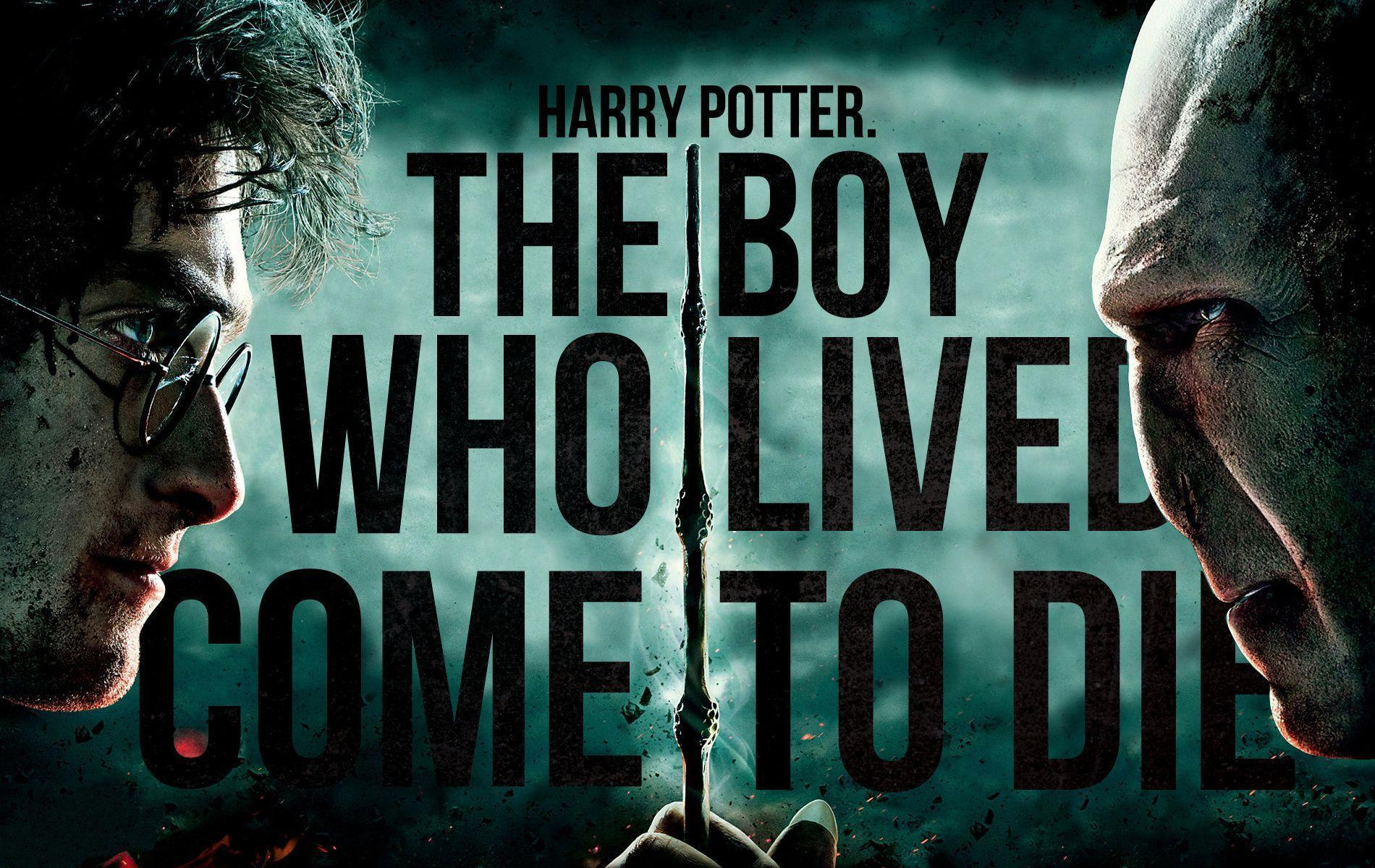 Harry Potter Quotes Wallpapers Wallpaper Cave