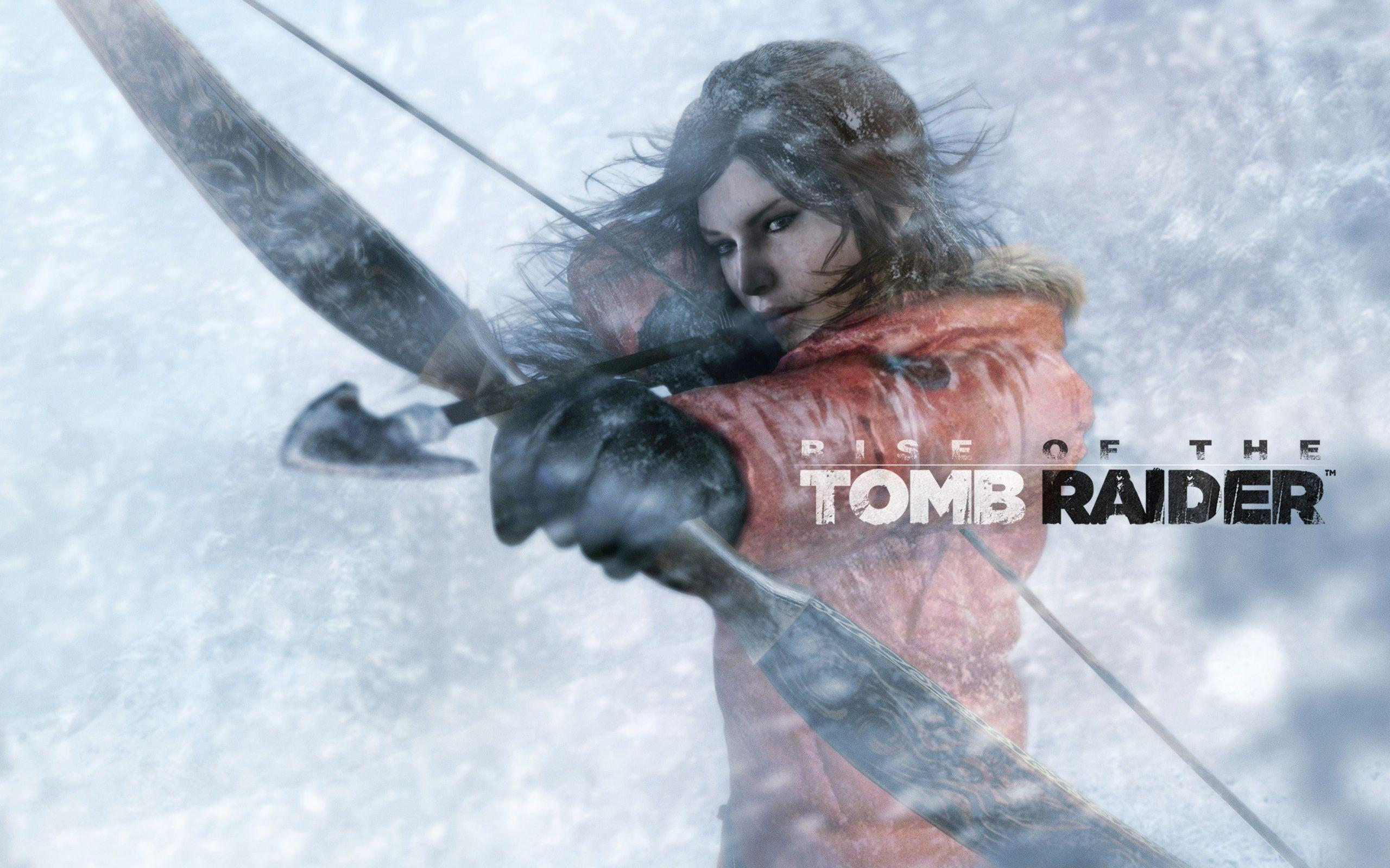Rise Of The Tomb Raider Wallpapers Wallpaper Cave