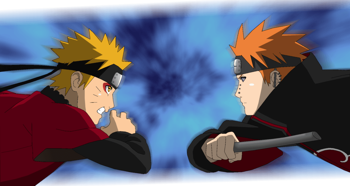 Naruto Vs Pain Wallpapers - Wallpaper Cave