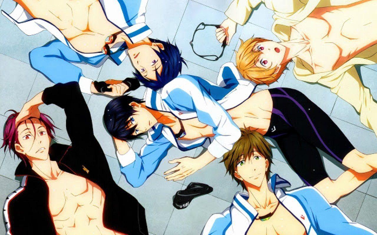 iwatobi swim club wallpaper - photo #16
