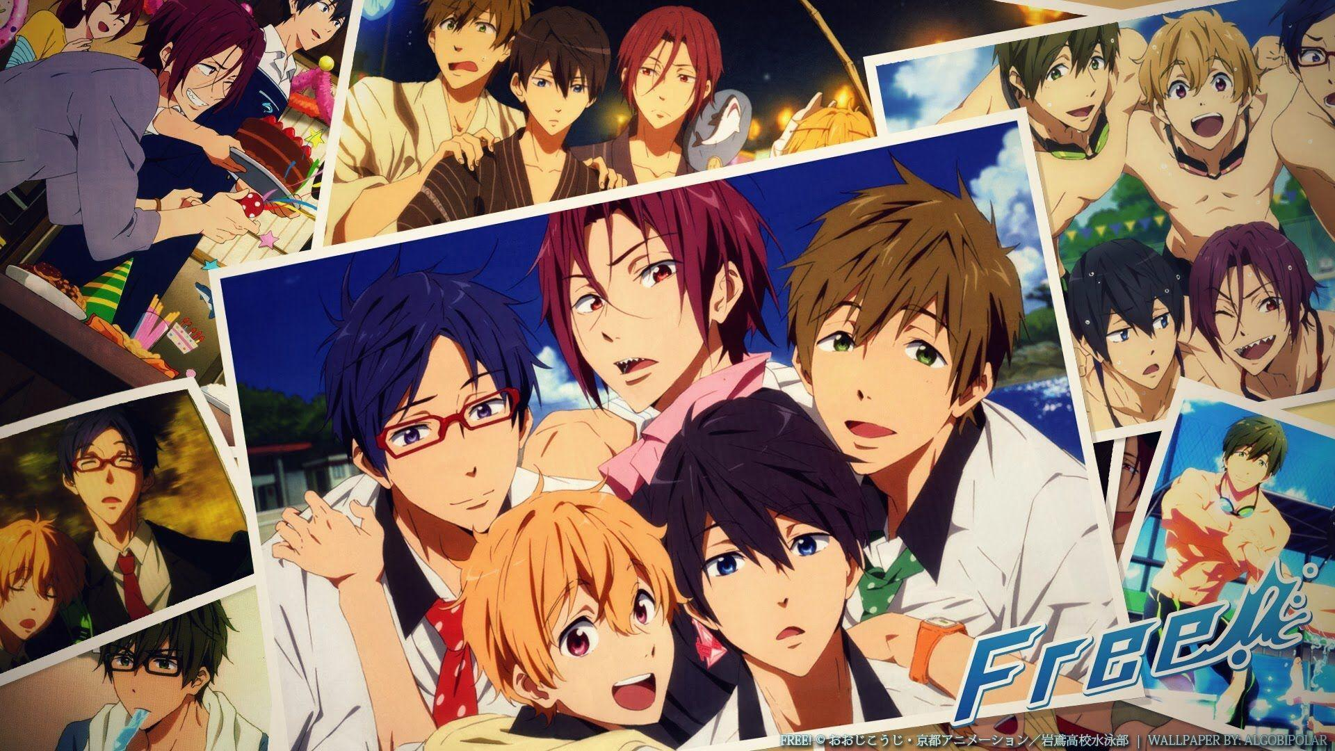 iwatobi swim club wallpaper - photo #17