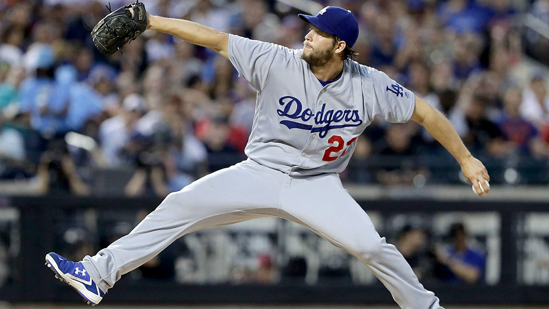 Clayton Kershaw is taking aim at Pedro Martinez's historic 2000