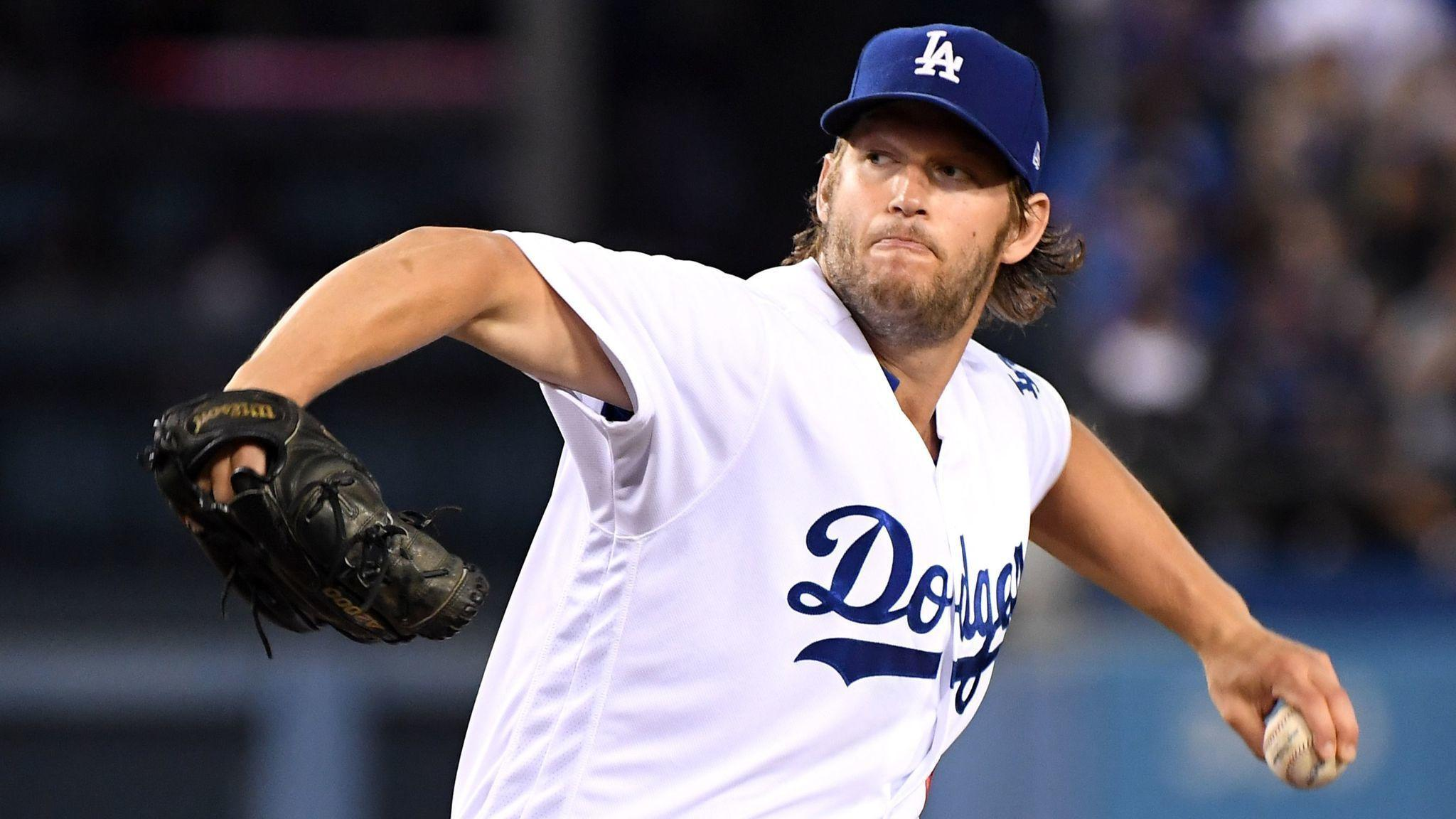 Dodgers ace Clayton Kershaw passes Mariano Rivera, lowers career