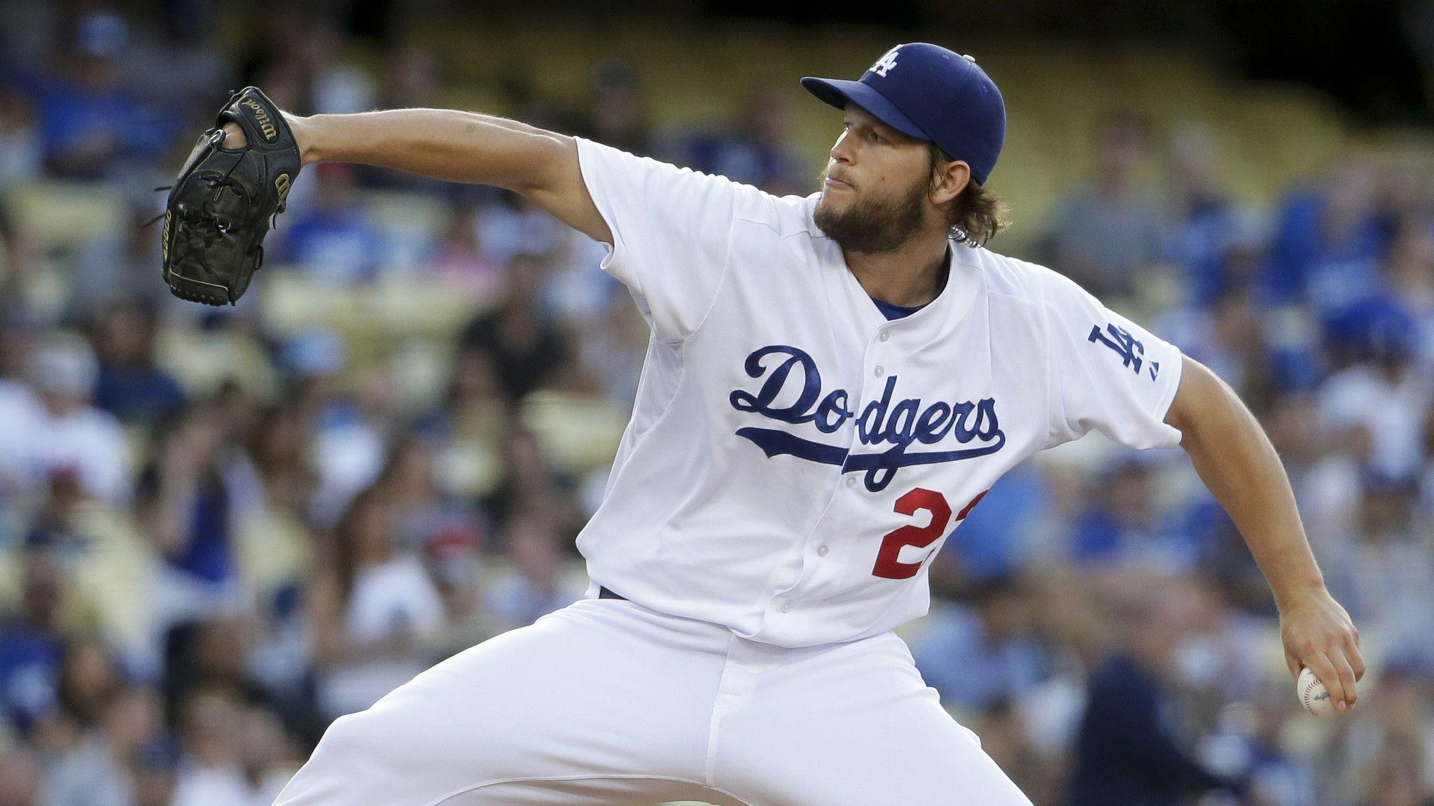 Dodgers' Clayton Kershaw will start against Nationals on Friday