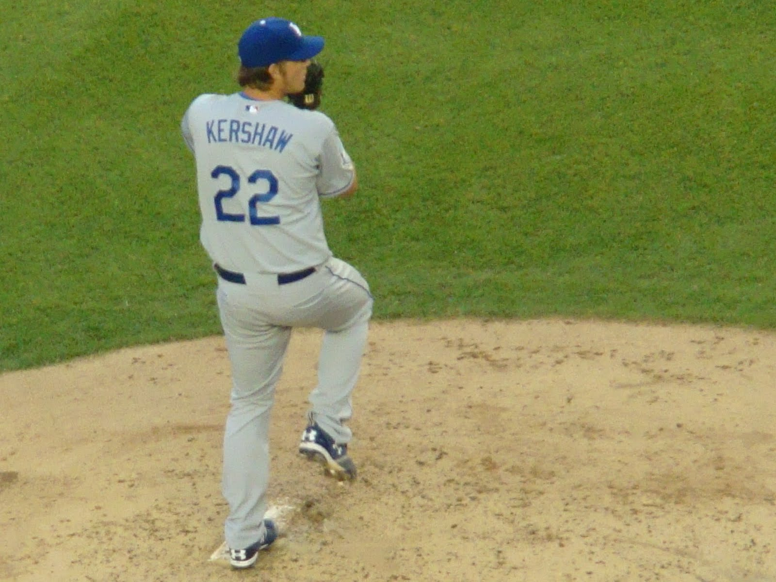 Long Live Shea Stadium: Scouting Report Clayton Kershaw