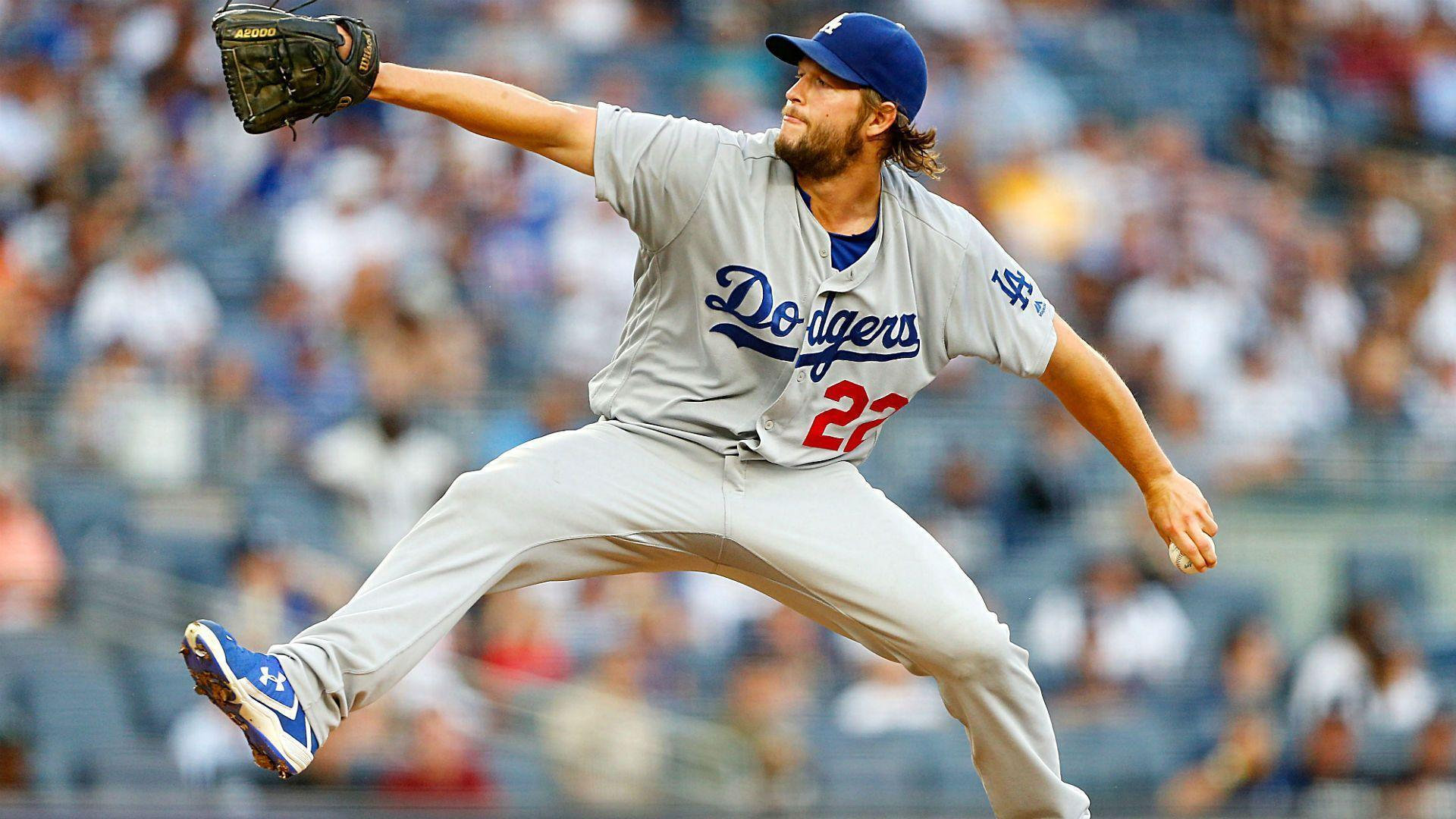 Clayton Kershaw gives up a hit, so his start was just 'OK,' he