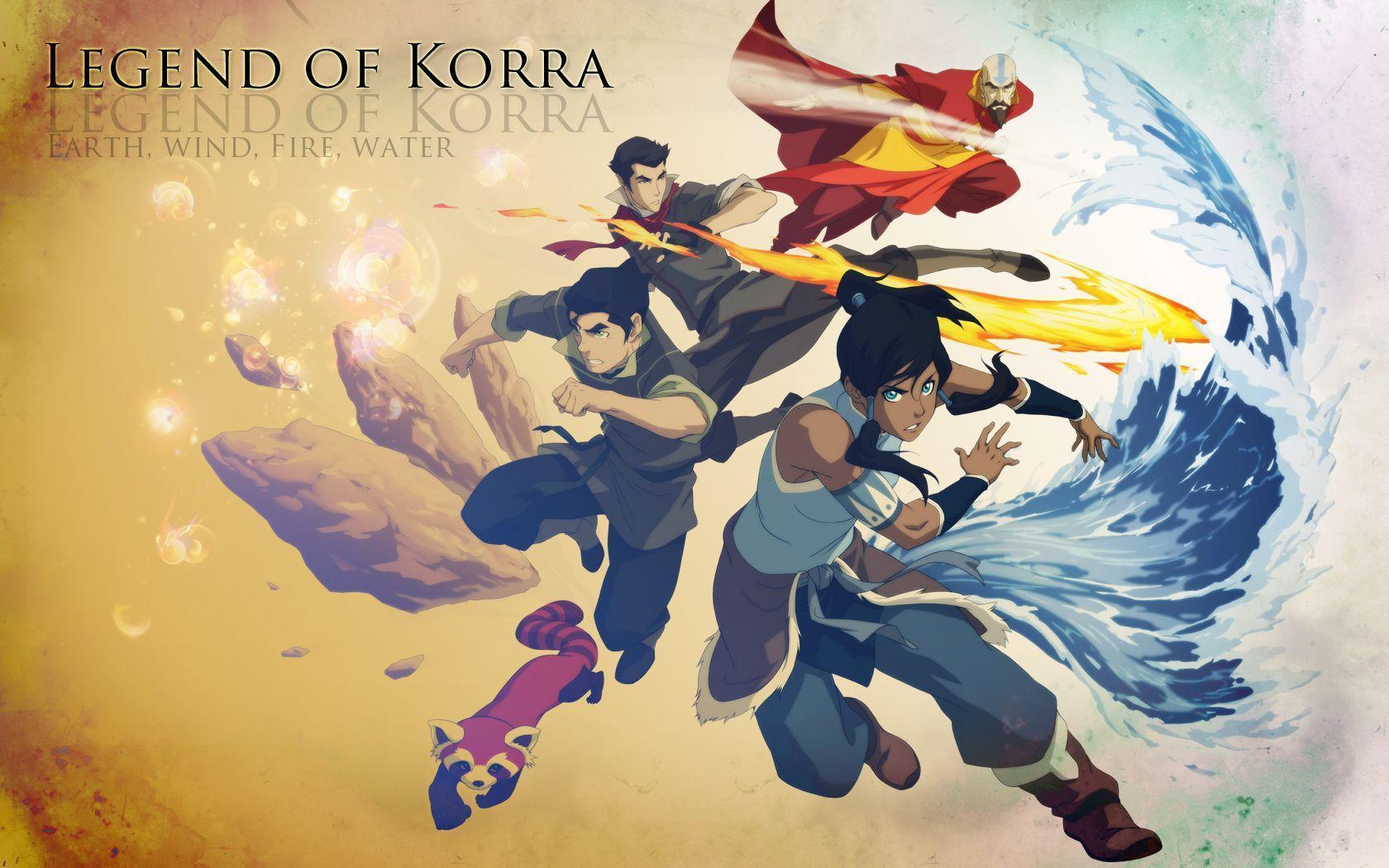 The Legend Of Korra Wallpapers Wallpaper Cave