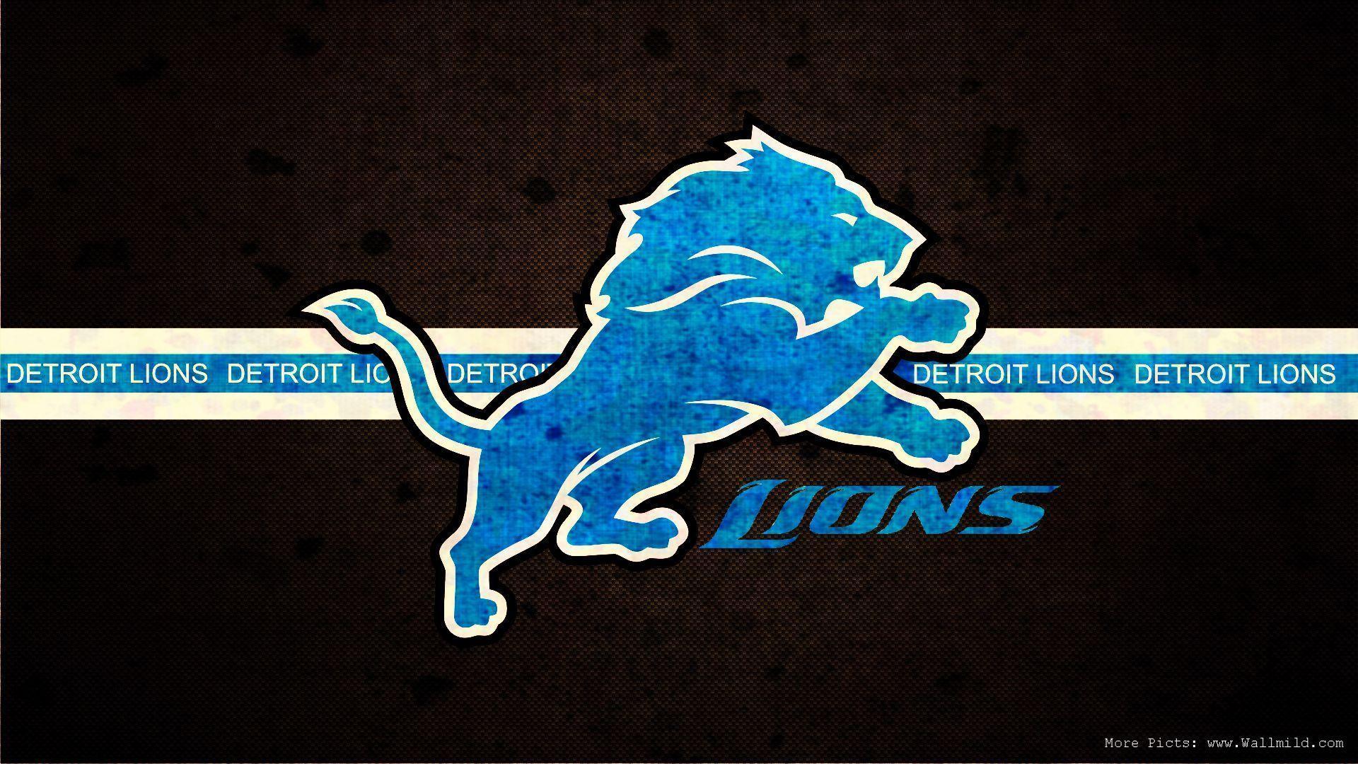 Detroit Lions Wallpapers Wallpaper Cave