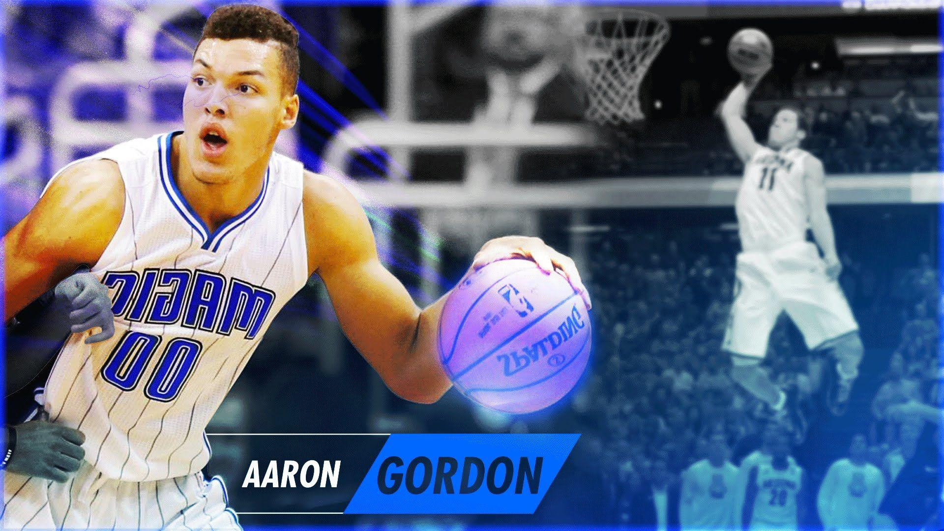 Aaron Gordon Wallpaper 5699 | PIXZONE
