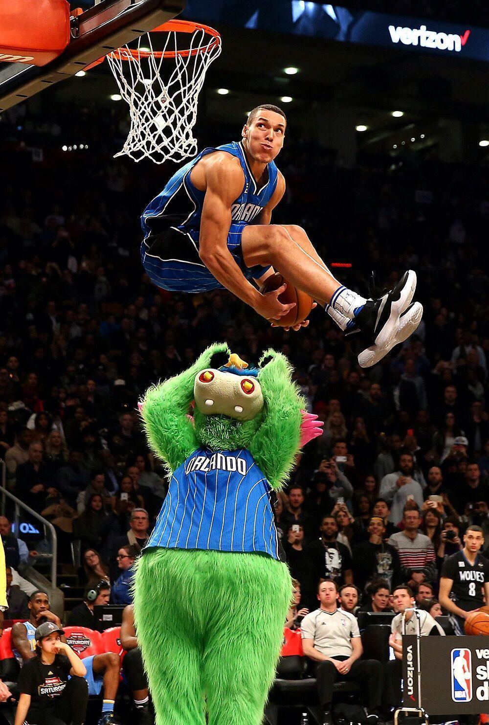 Aaron Gordon Best Dunk in 2016 | Lil Preacher Favorite Sports ...