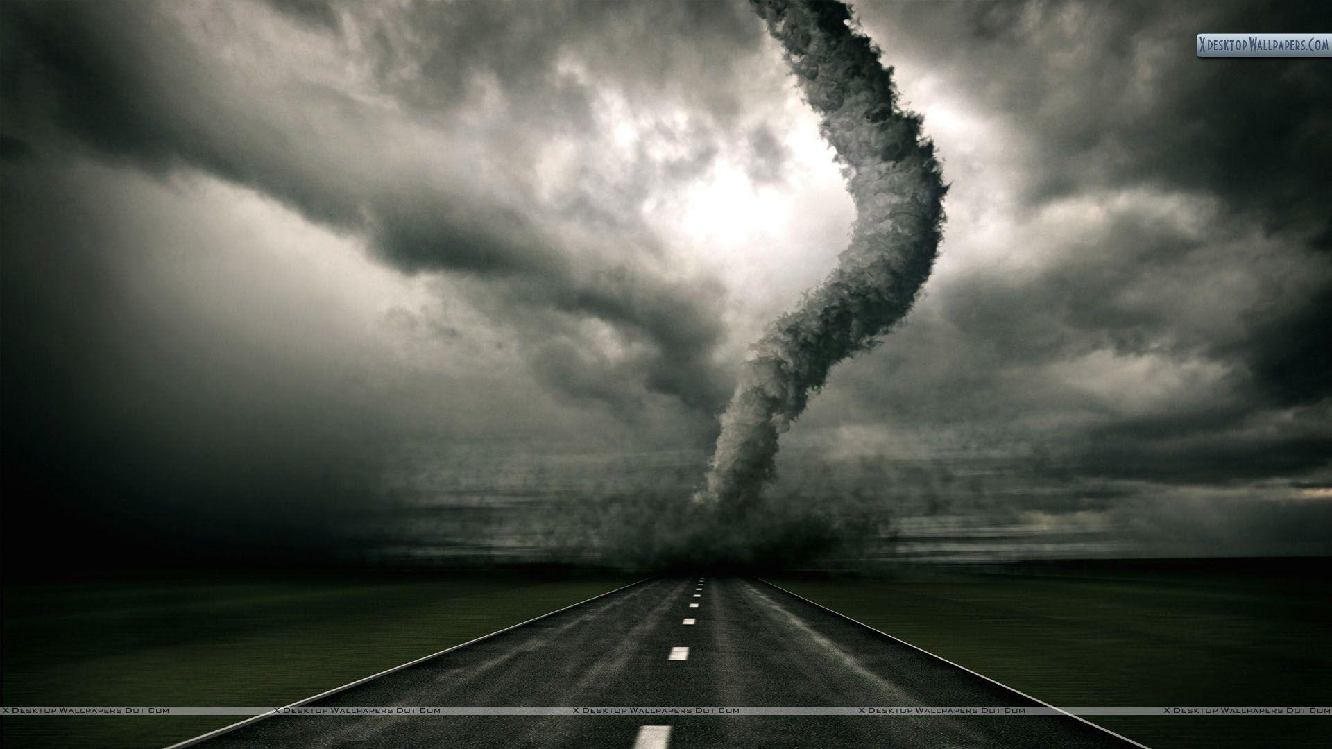 Nature: natural disaster