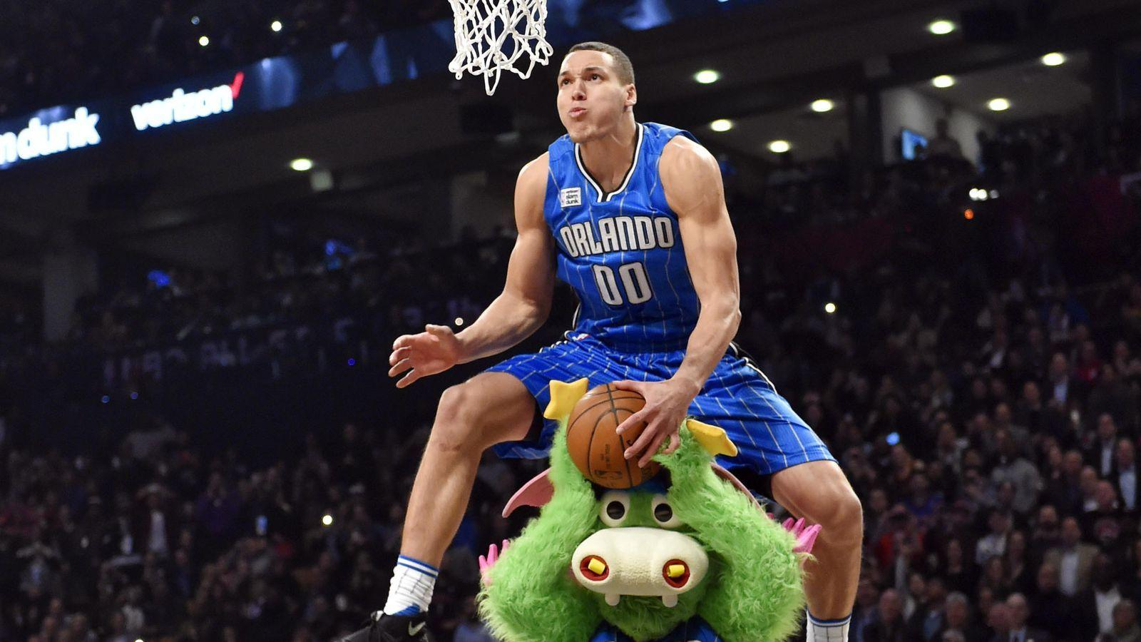 Aaron Gordon Dunk Wallpaper Pictures to Pin on Pinterest - PinsDaddy