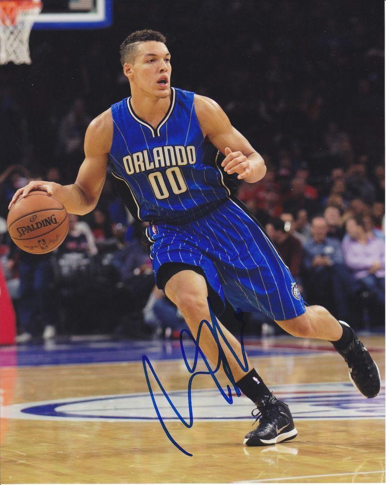 aaron gordon - nba orlando magic 8x10 photo signed from $29.95 ...