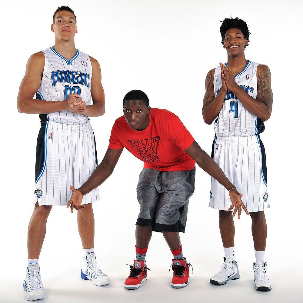 Gordon Payton and Marble s First Day with the Magic Orlando Magic ...