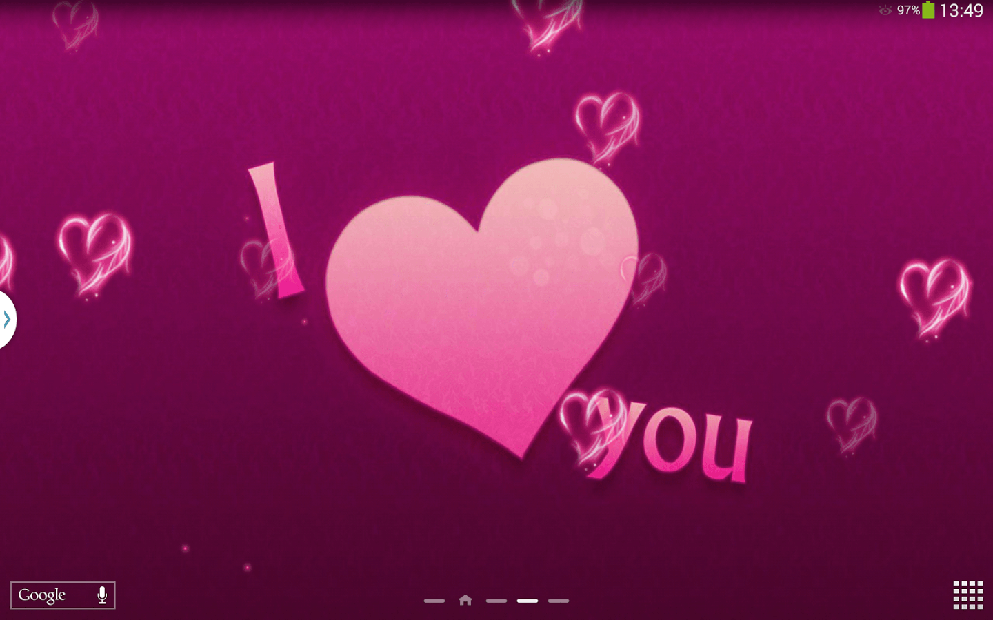 I Love You Live Wallpapers