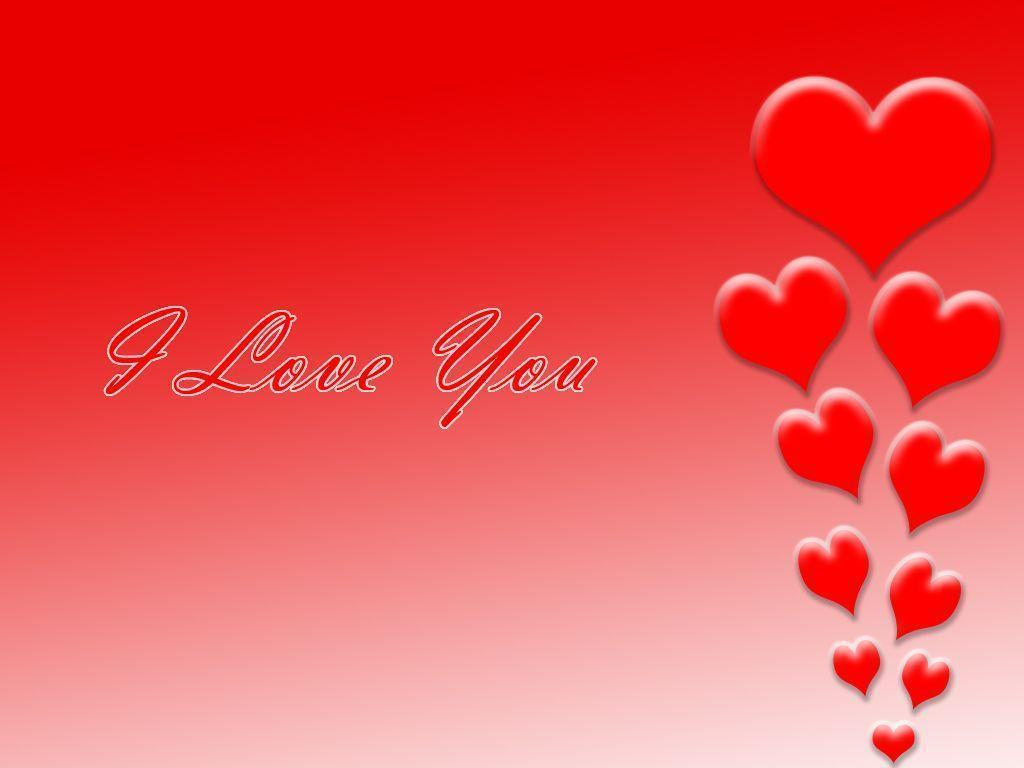 I Love You Wallpaper - WallpaperSafari