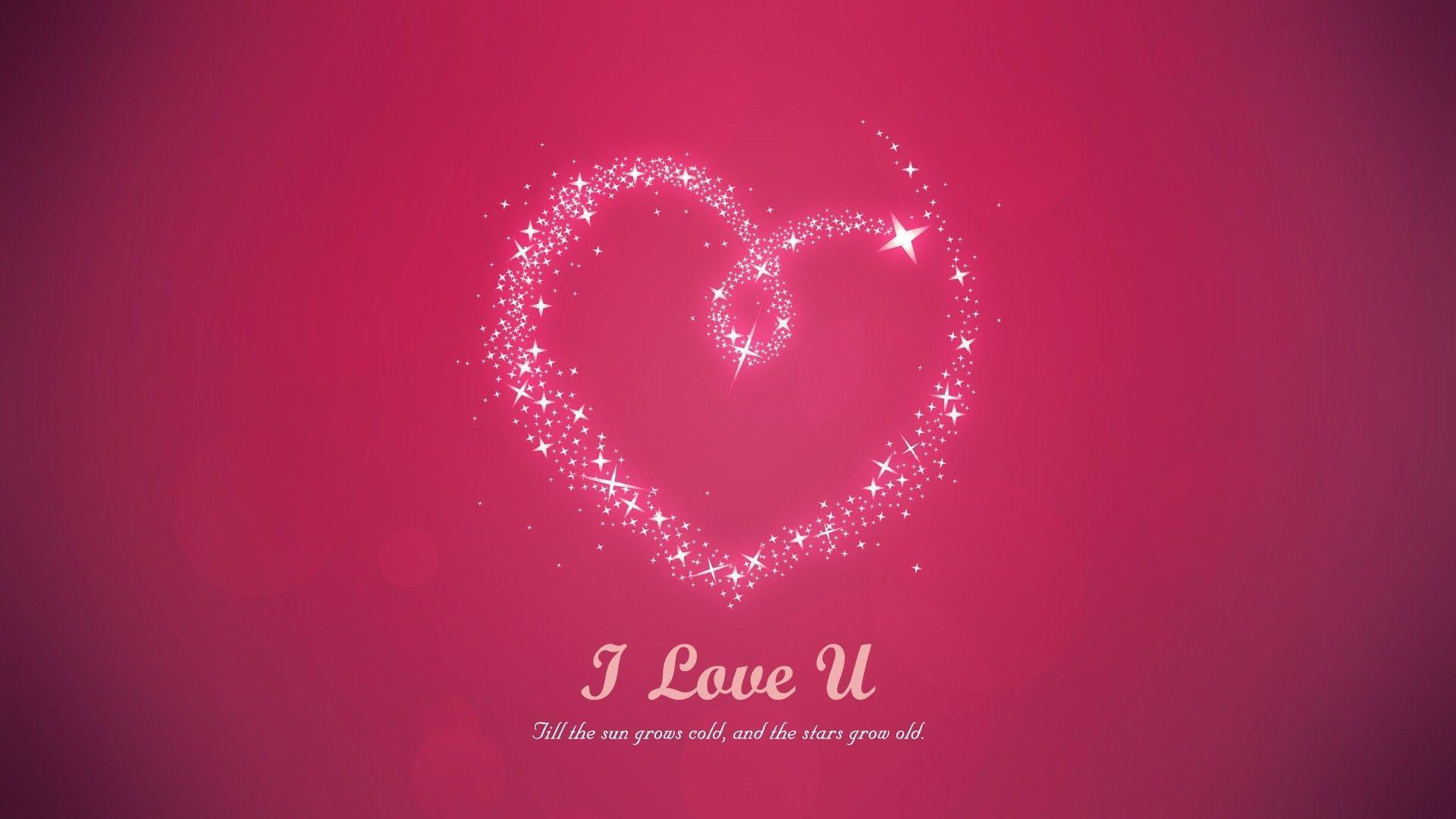 Say I Love You Wallpapers