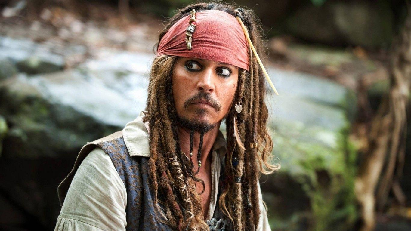 Johnny Depp Jack Sparrow Wallpapers - WallpaperFall.com