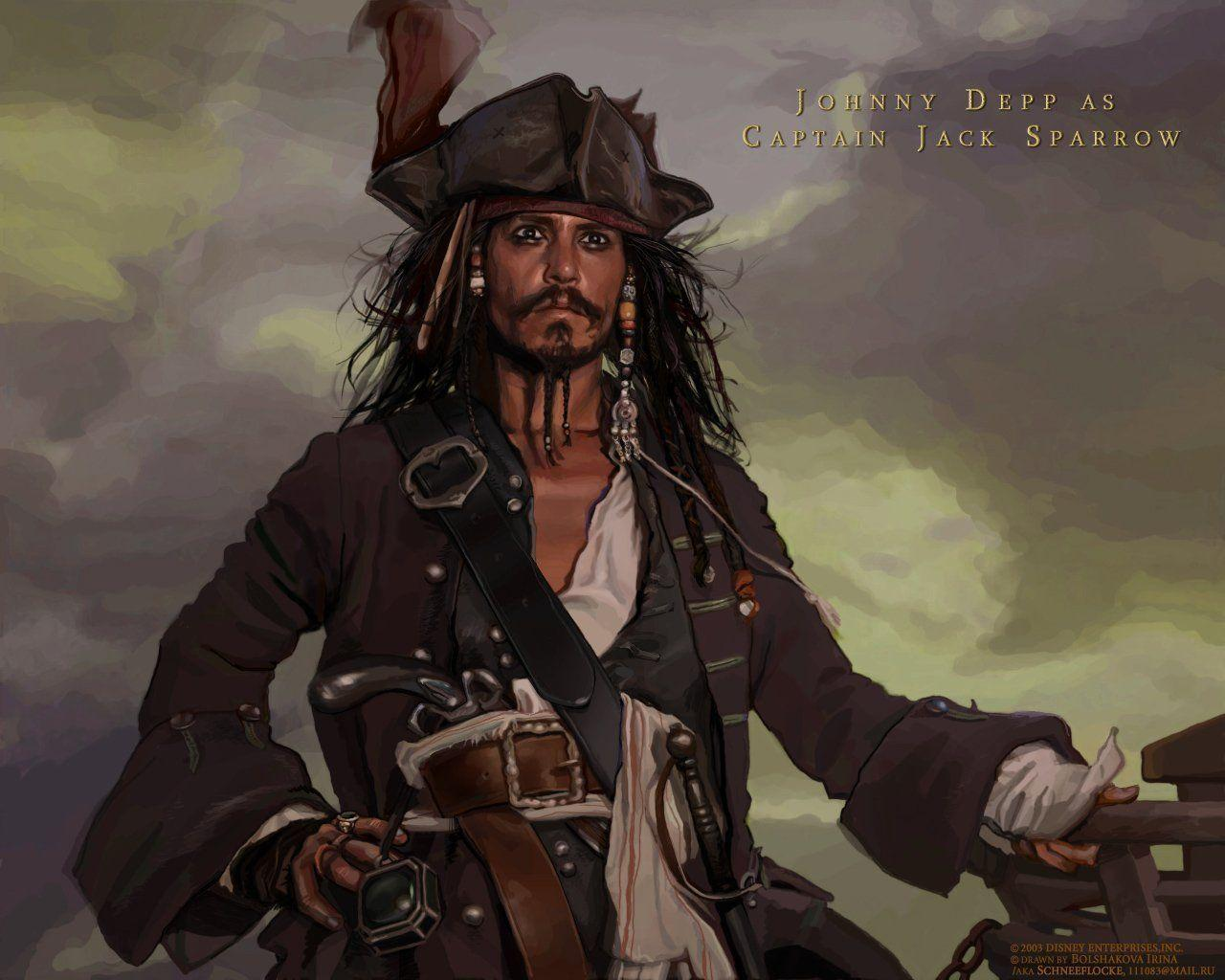 29 Pirates Of The Caribbean HD Wallpapers | Backgrounds ...