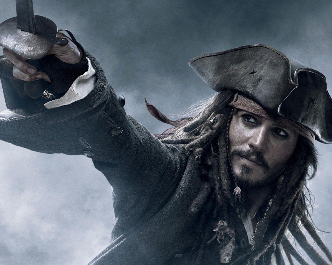 Captain Jack Sparrow Johnny Depp Pictures to Pin on Pinterest ...
