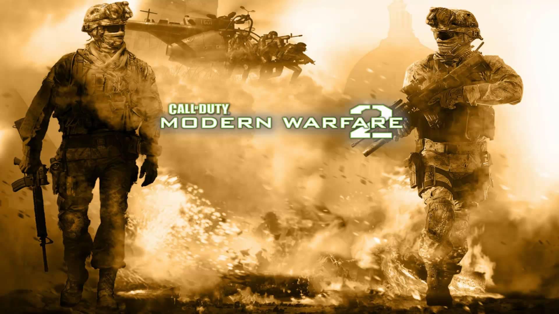 Call of duty modern warfare 2 wallpapers wallpaper cave - Call of duty warfare wallpaper ...