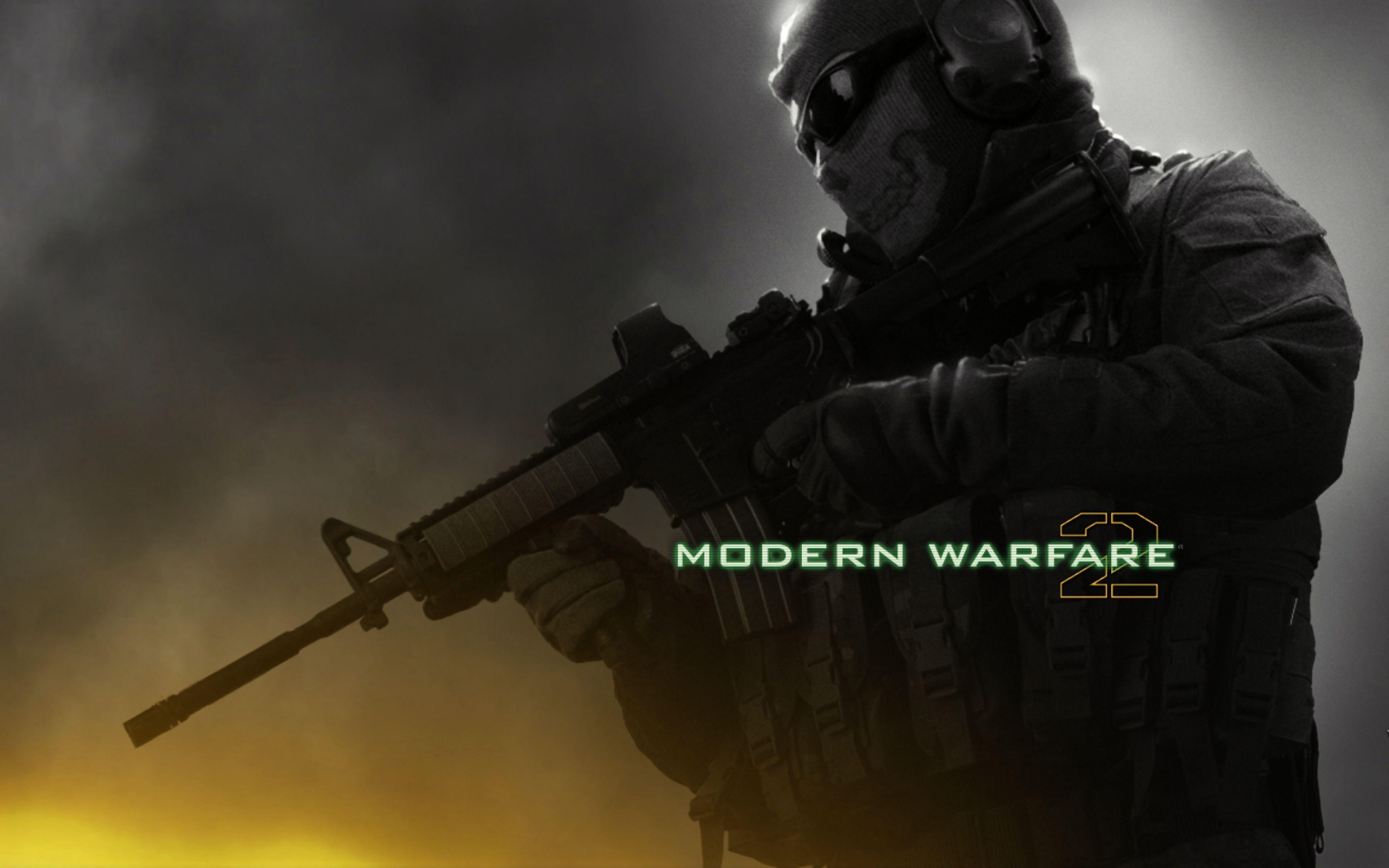 Call Of Duty: Modern Warfare 2 HD Wallpapers - Wallpaper Cave