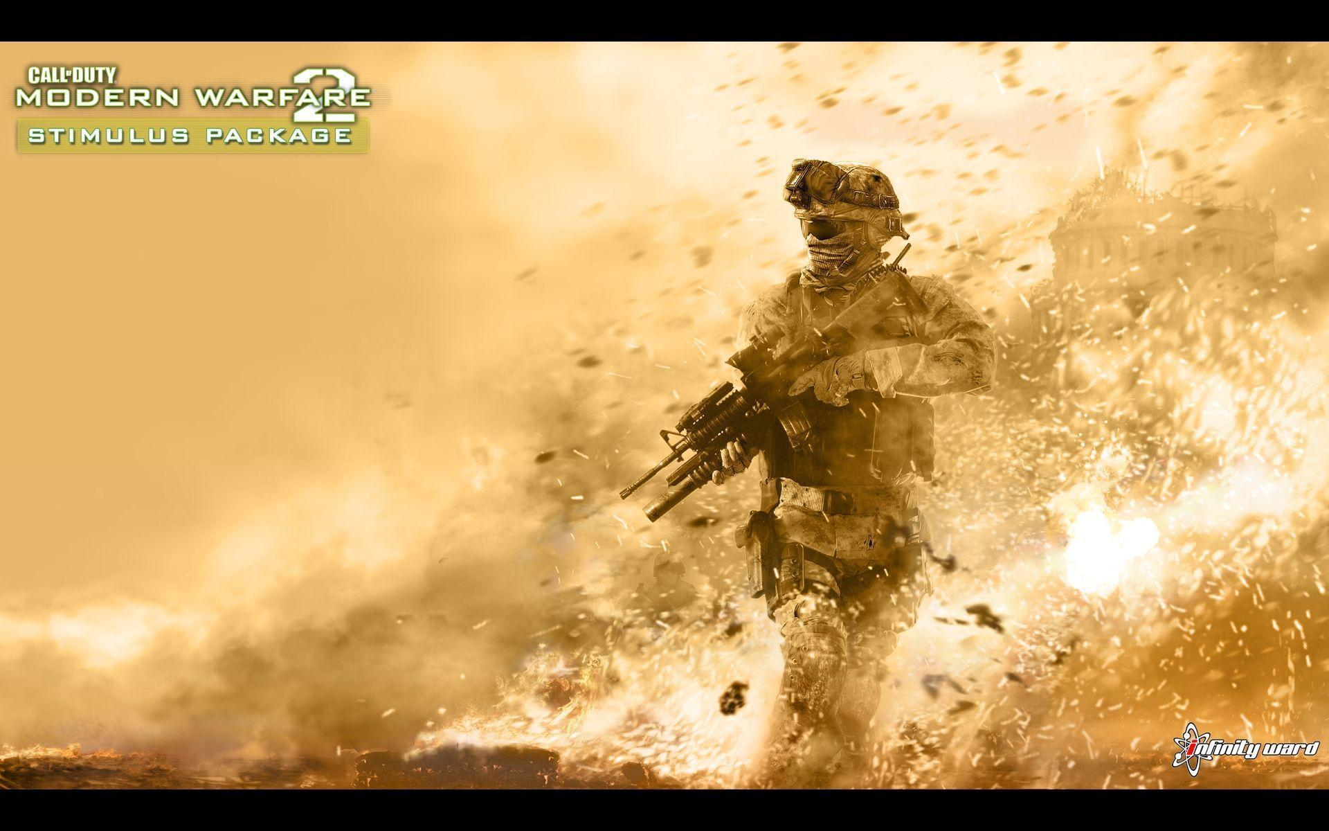 MW2 Backgrounds - Wallpaper Cave