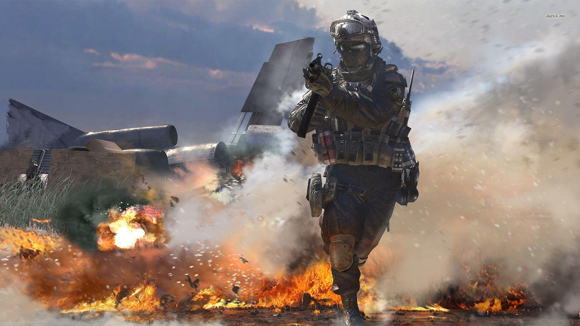 Modern Warfare 2 Wallpaper 1080p (75+ images)