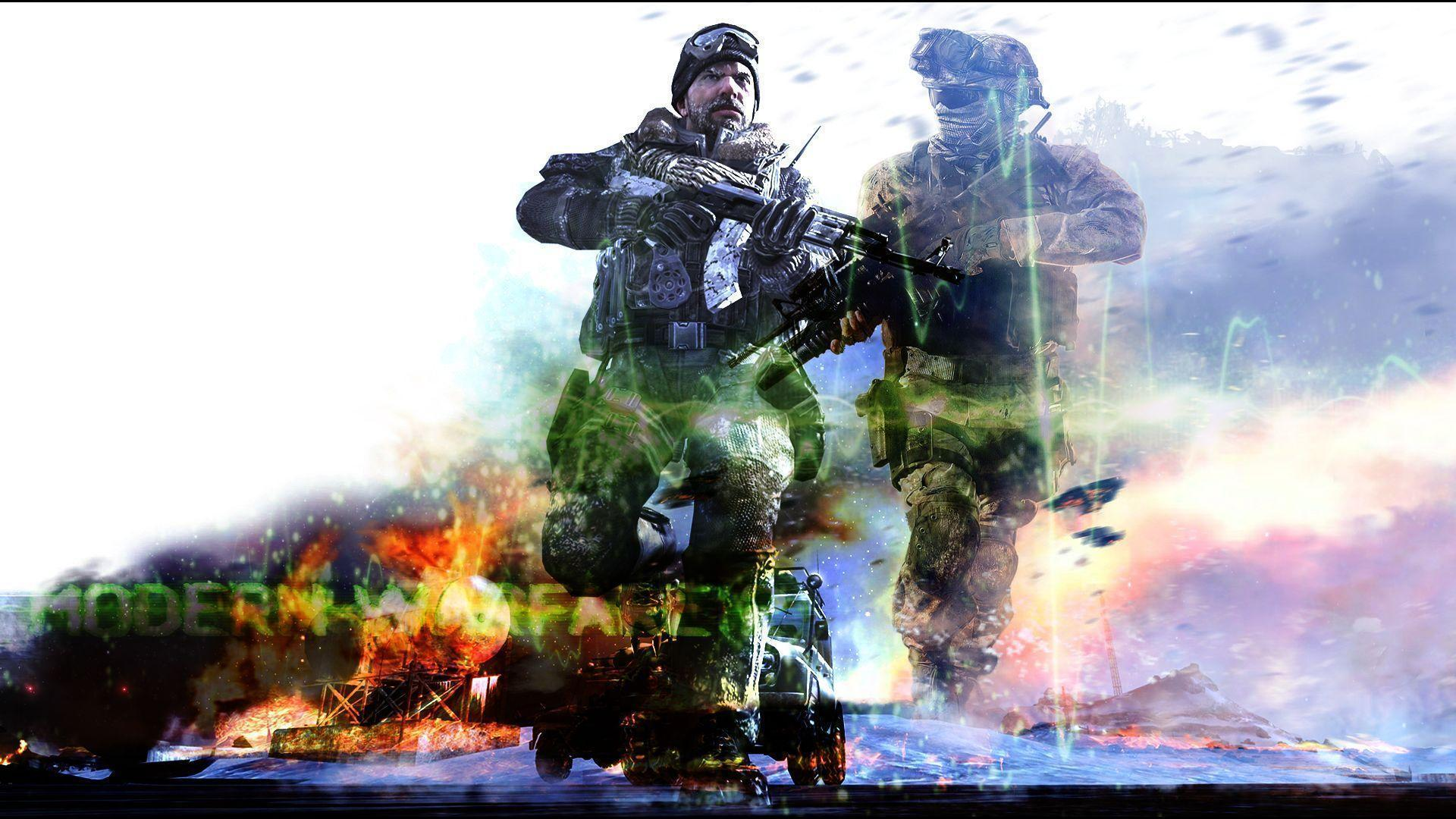 Call Of Duty: Modern Warfare 2 Wallpapers - Wallpaper Cave