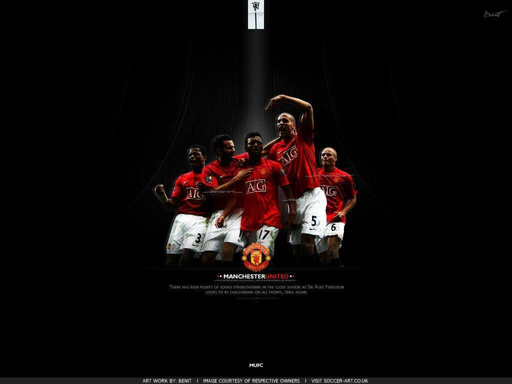 Manchester United F.C Wallpapers