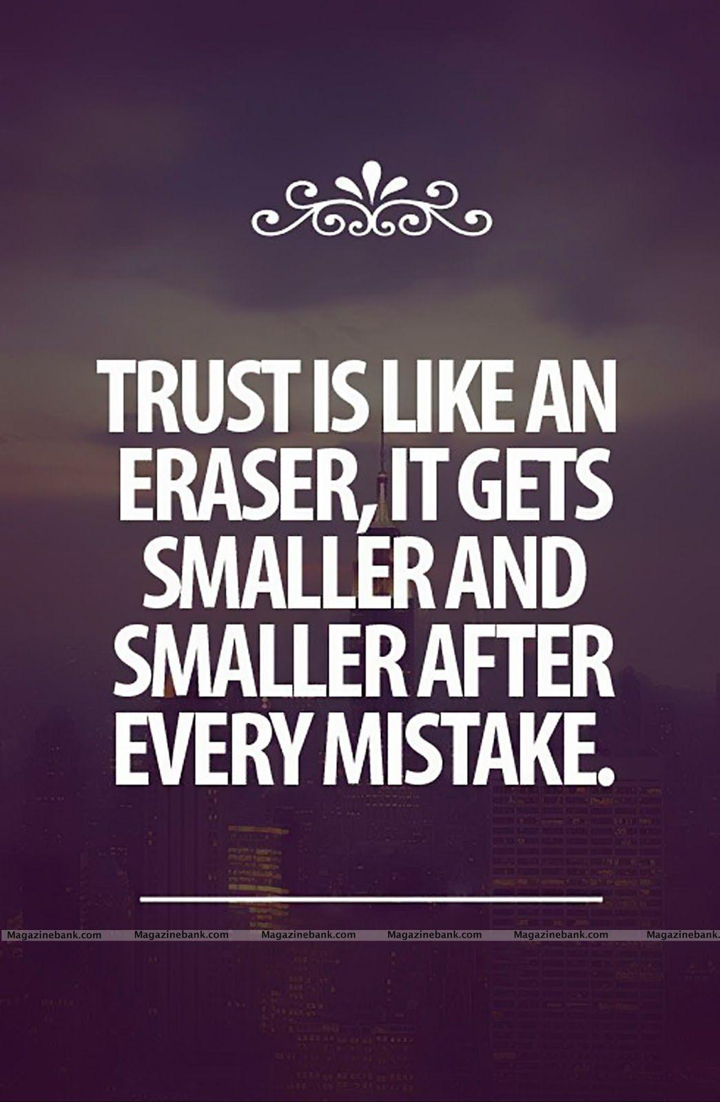 Trust Quotes For Facebook Tumblr Image and Wallpapers