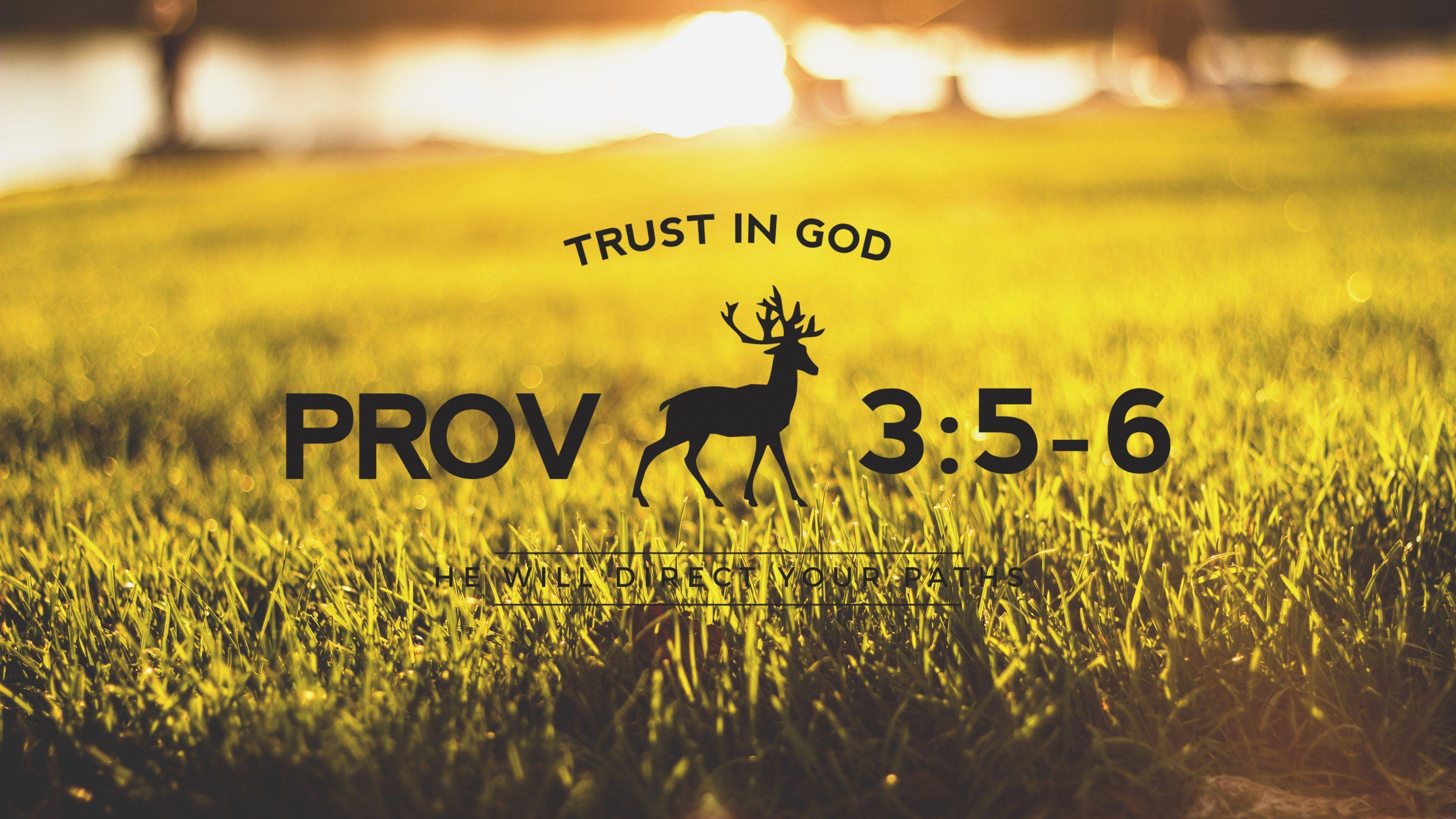 Trust in God Wallpapers · HD Wallpapers