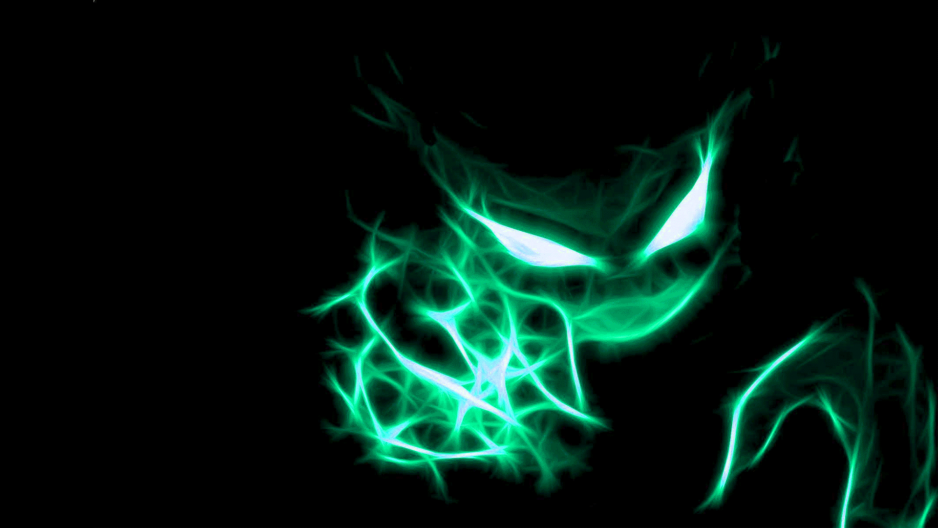 34 Haunter (Pokémon) HD Wallpapers | Background Images - Wallpaper ...