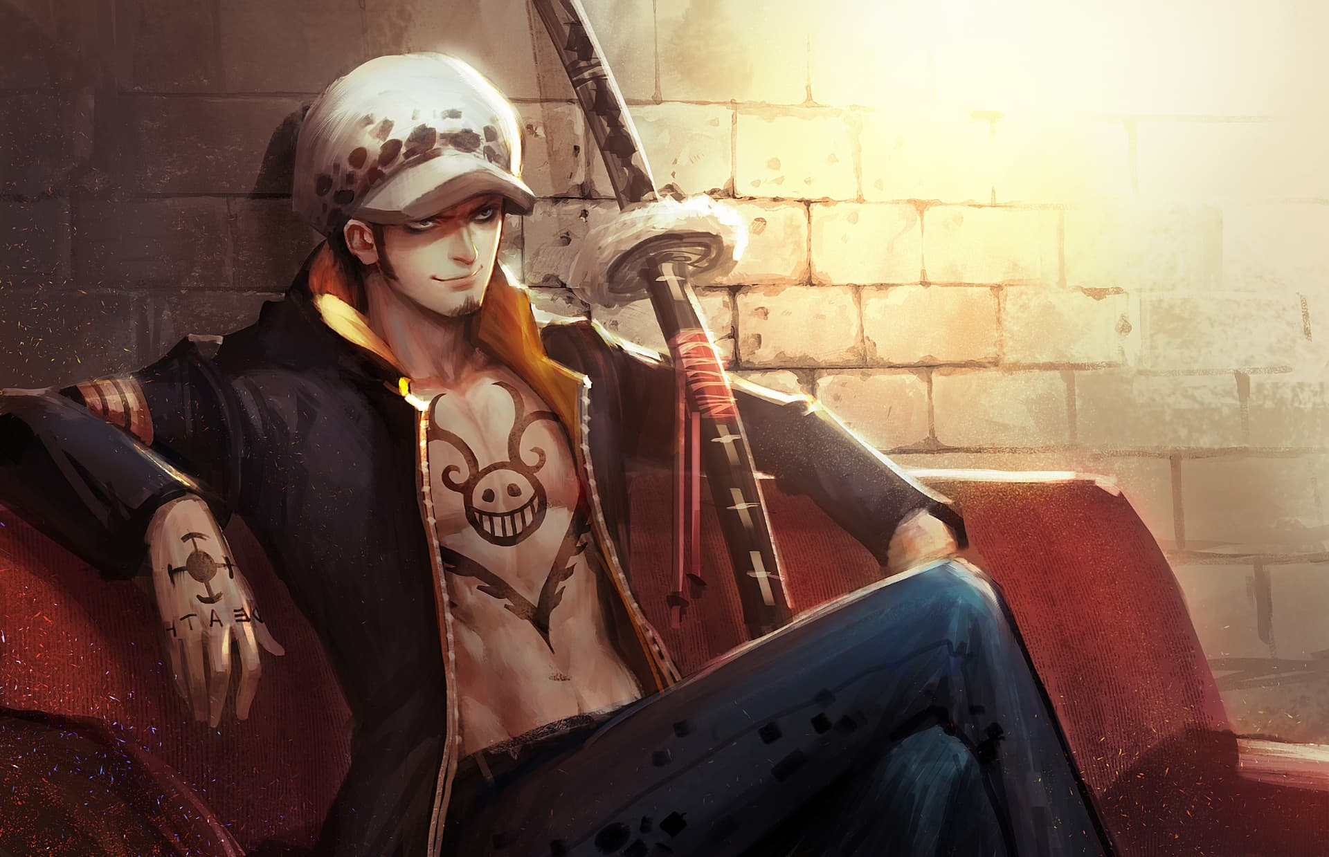 Law One Piece Wallpapers - Wallpaper Cave