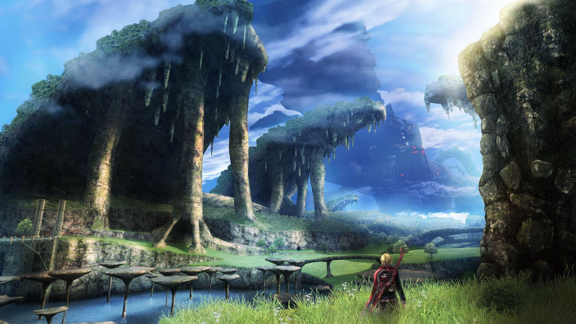 Xenoblade Chronicles Wallpapers - Wallpaper Cave