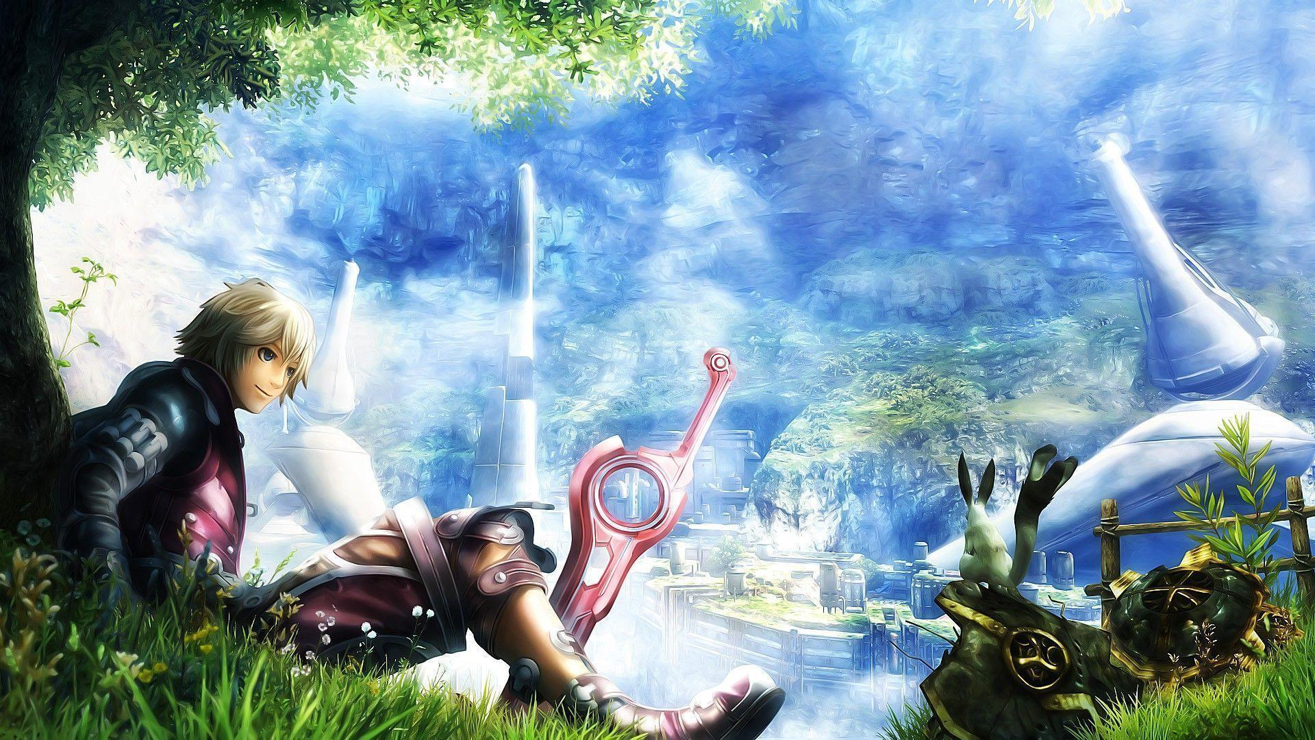 Xenoblade Chronicles W...