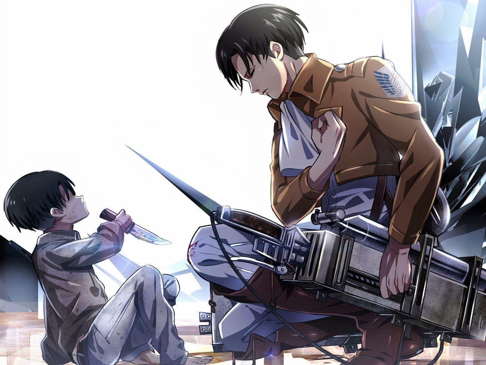 Levi Ackerman Wallpapers Wallpaper Cave