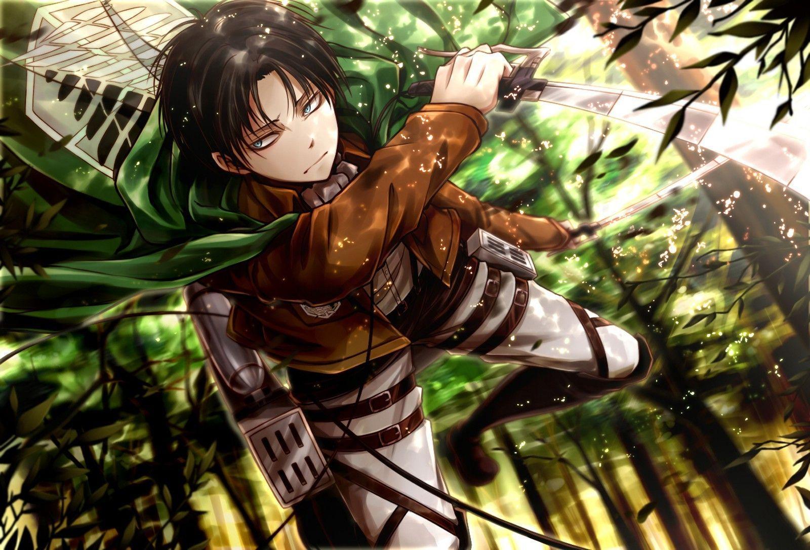 300+ Wallpaper Anime Levi Hd HD Paling Baru