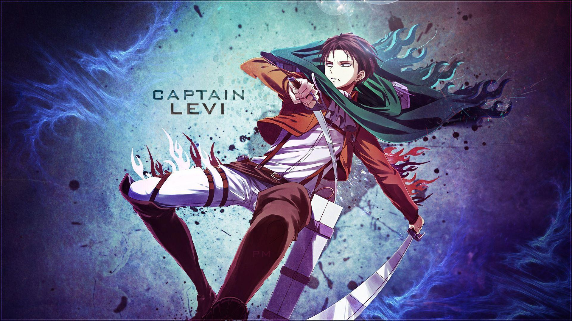 Levi Ackerman Wallpapers - Wallpaper Cave