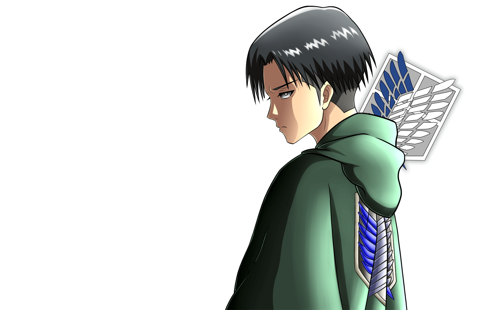 Attack On Titan Levi Ackerman Wallpapers Wallpaper Cave