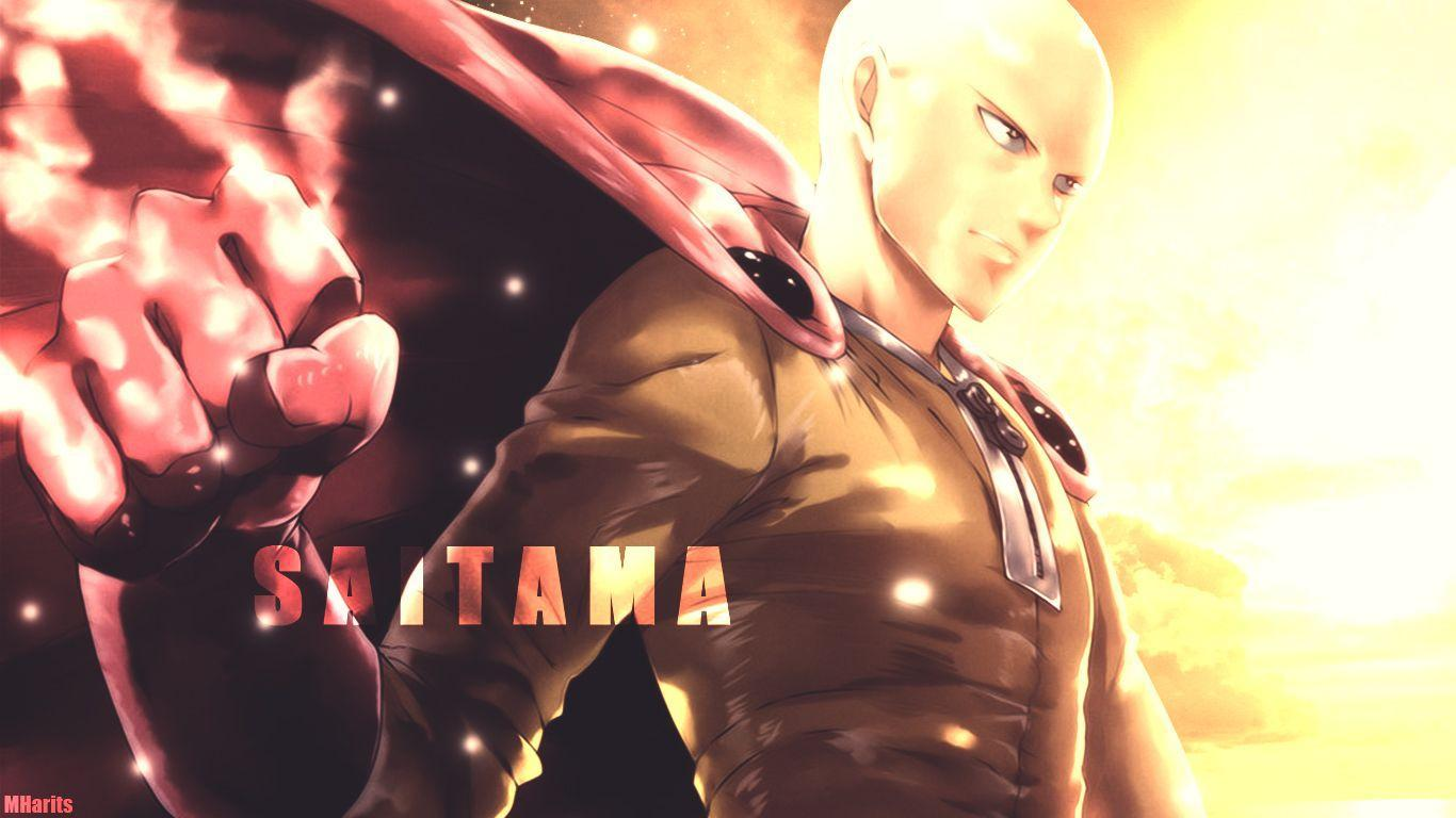 One Punch Man Saitama Wallpapers Wallpaper Cave