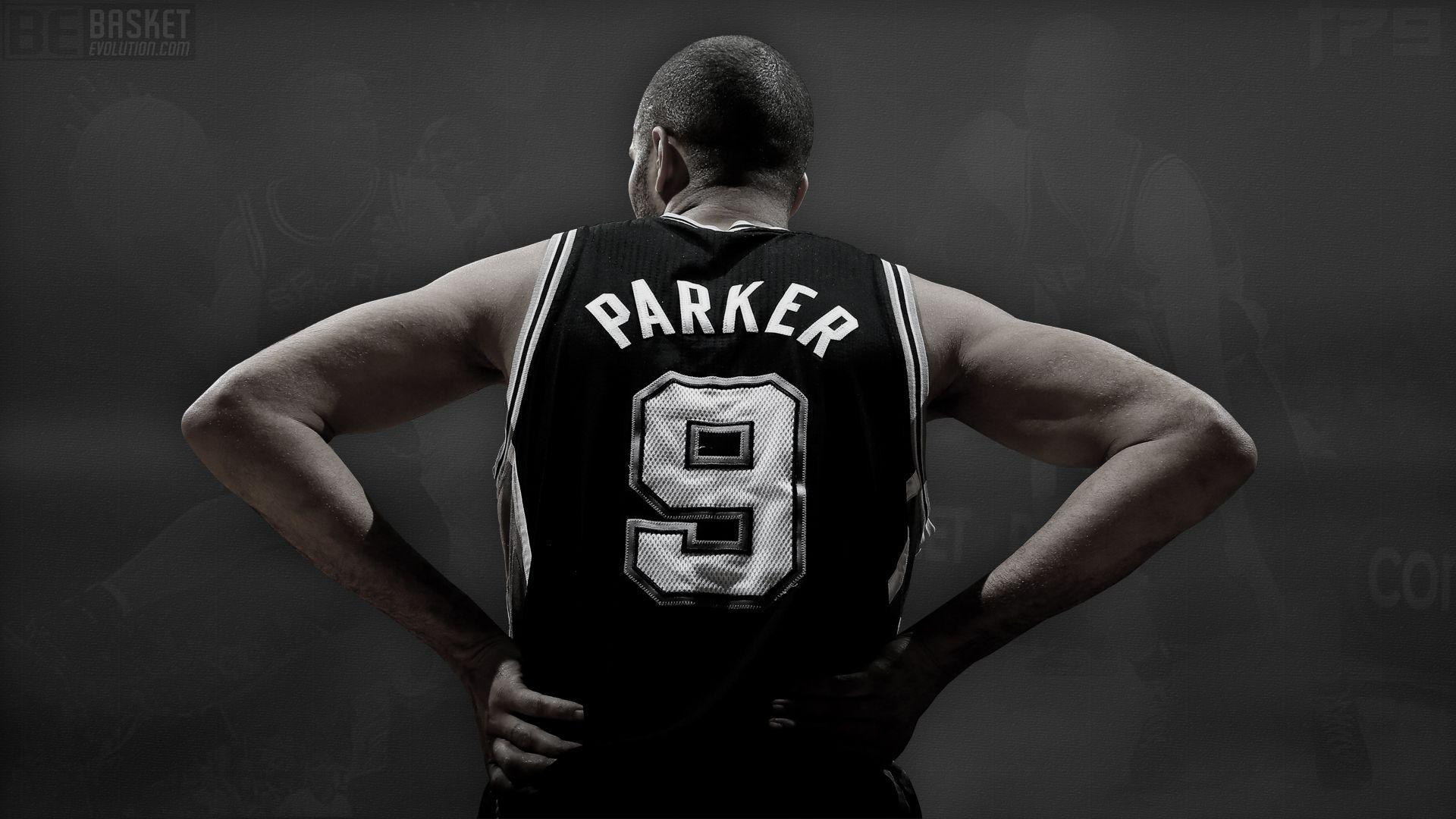 Basketball player Tony Parker wallpapers and images - wallpapers ...