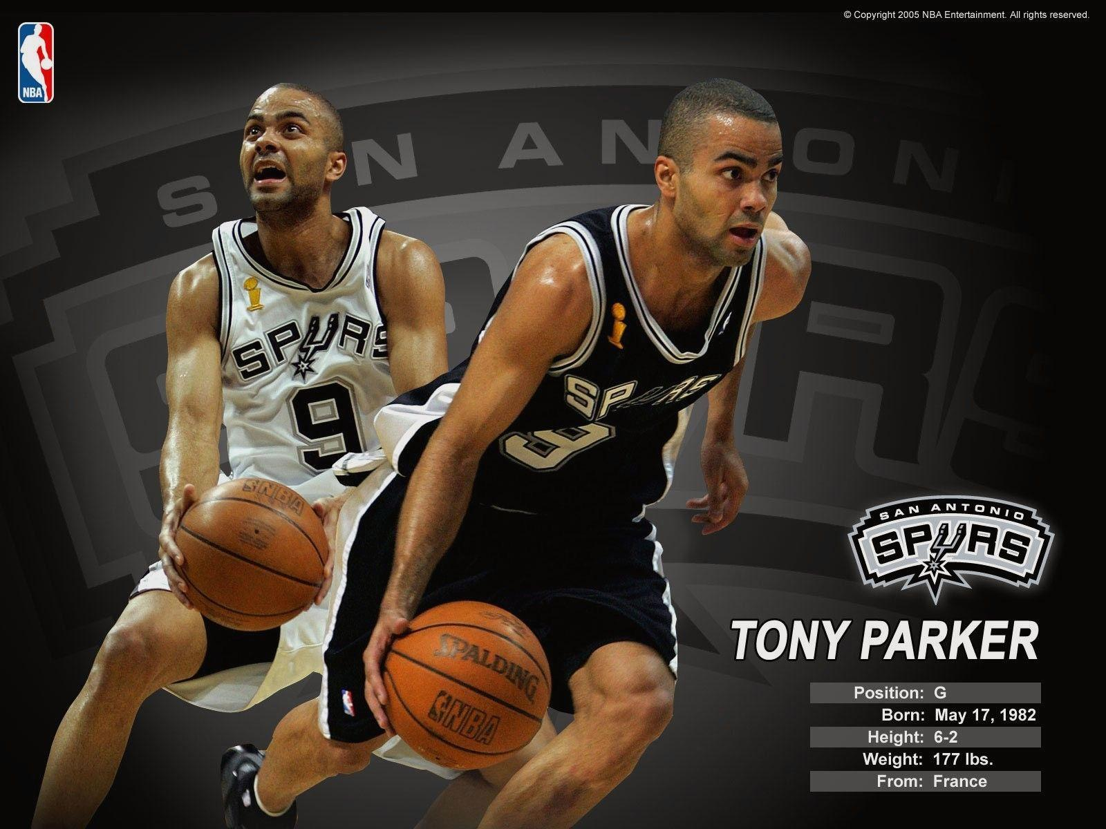 Tony Parker Wallpapers HD Download
