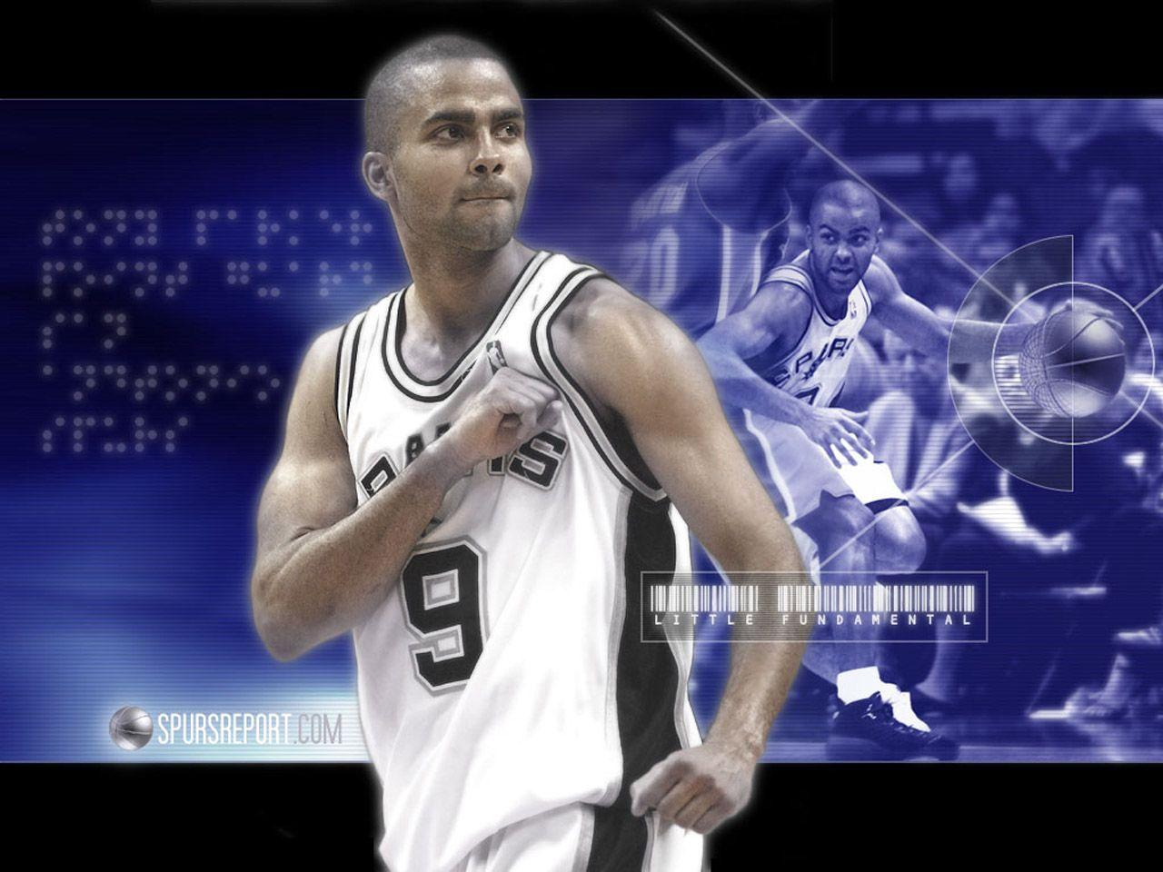 Tony Parker Spurs Wallpaper | Basketball Wallpapers at ...